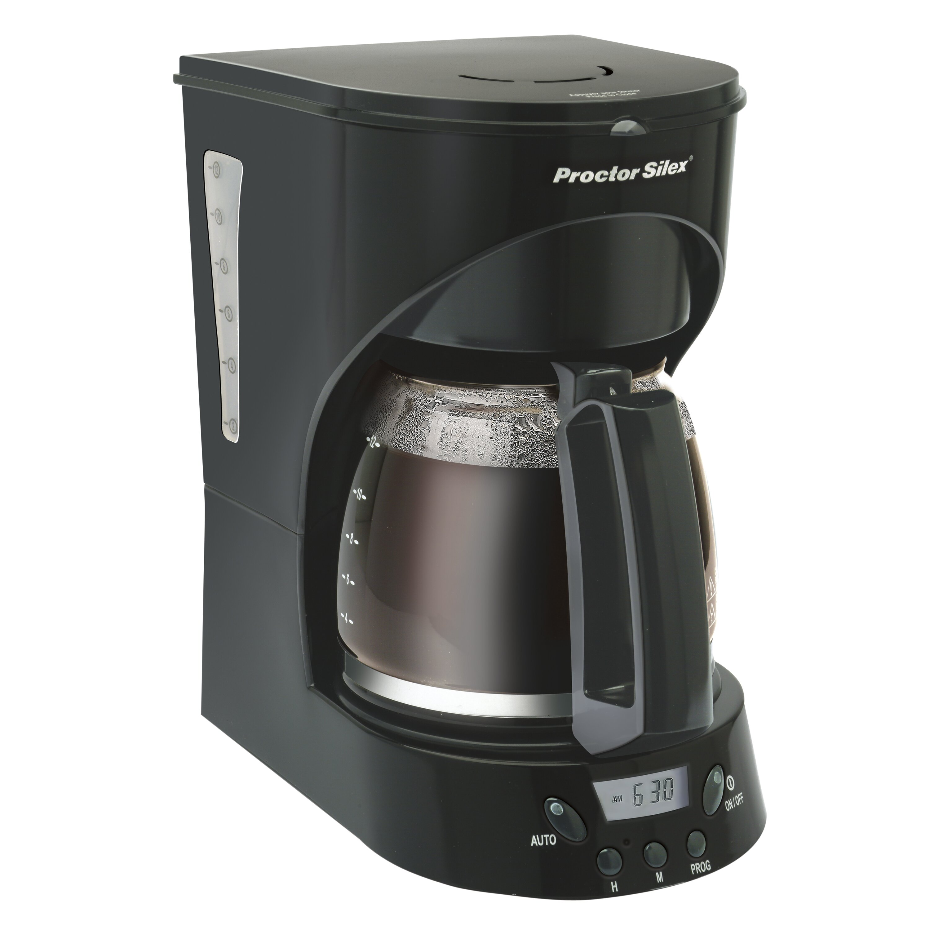 Proctor silex programmable 12 cup coffee maker reviews Coffee maker brands