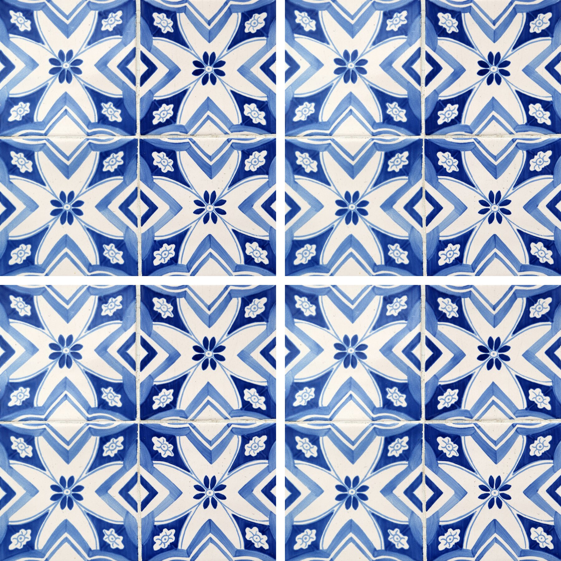 Wallpops ice peel and stick tiles wall decal reviews for Peel and stick wallpaper squares
