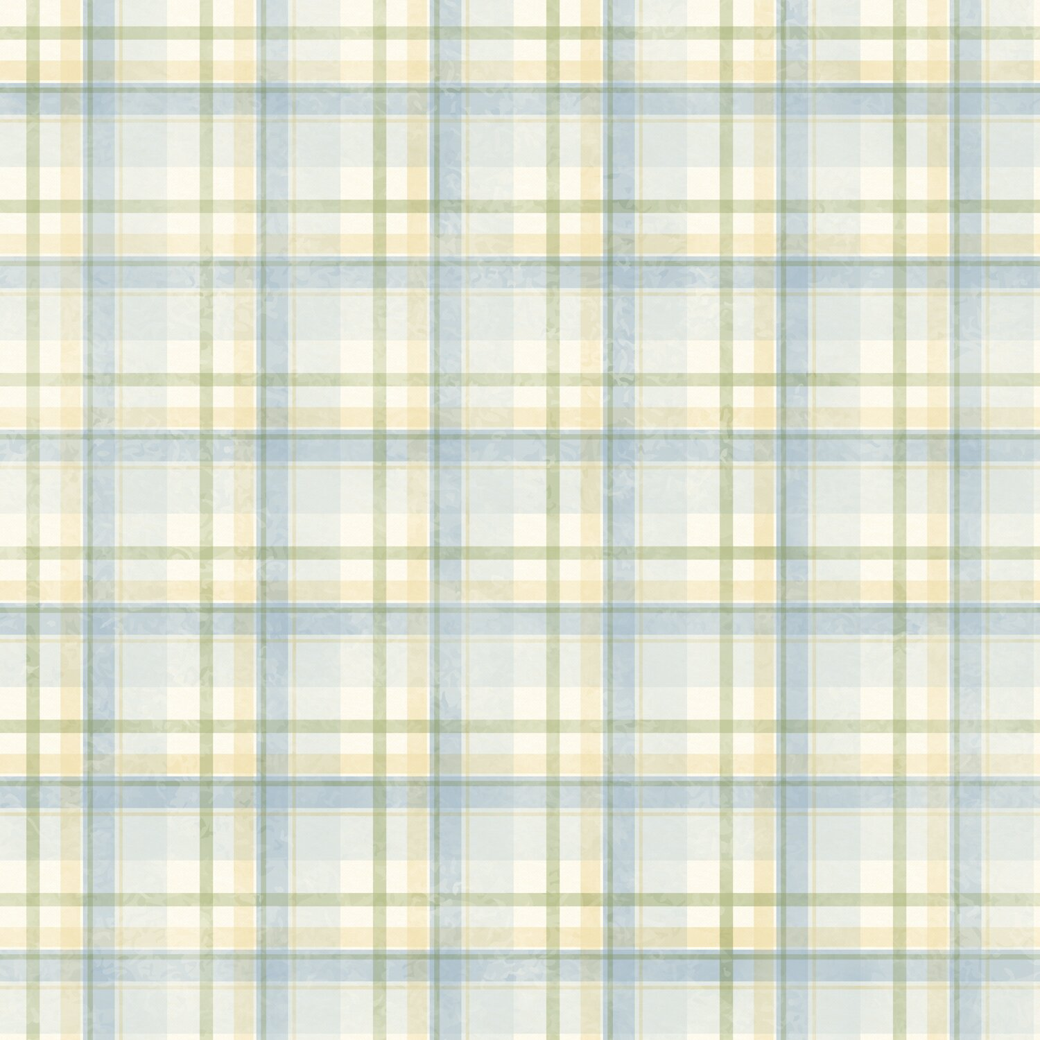 Brewster home fashions totally for kids mckinney place for Tartan wallpaper next