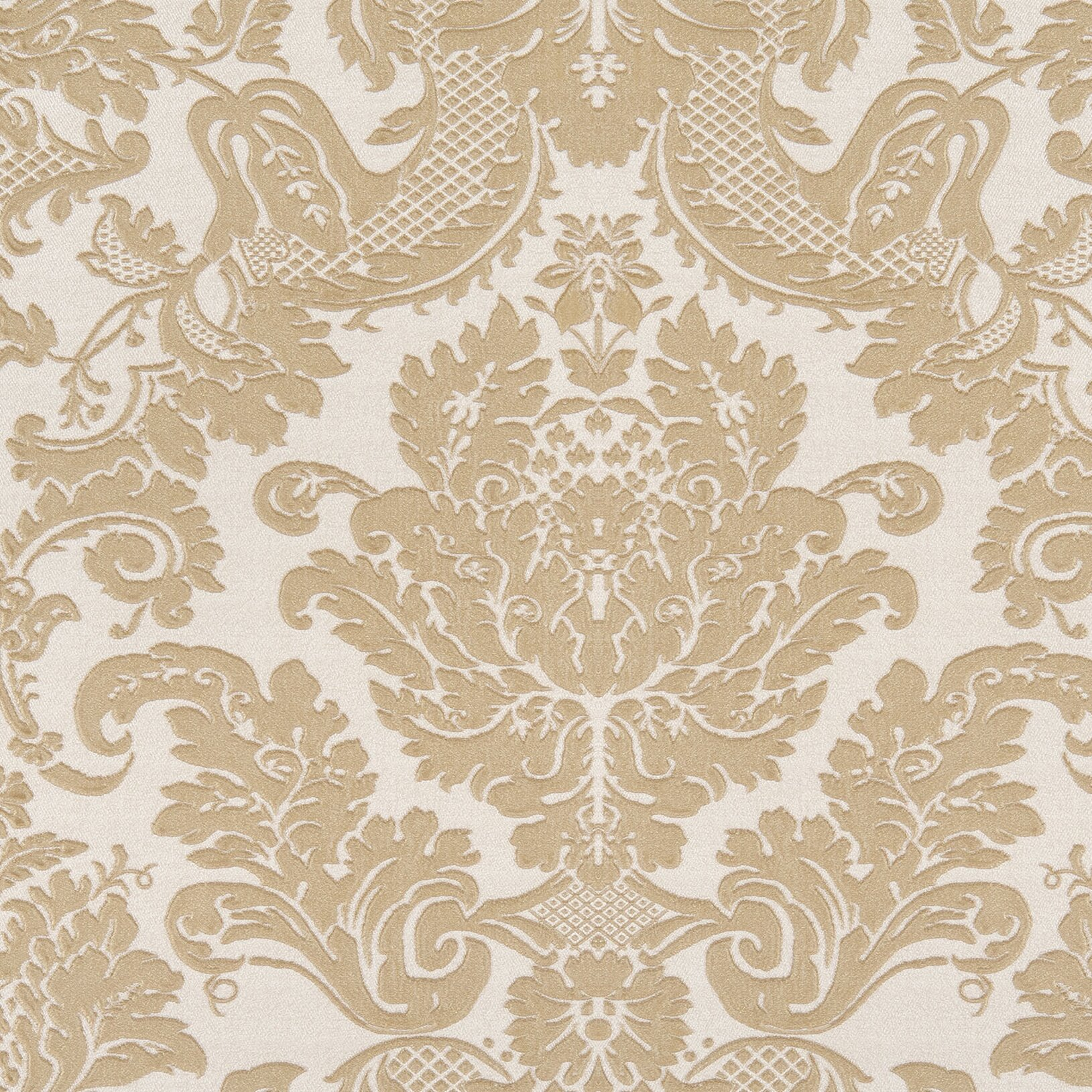 Brewster home fashions venezia agnese 33 39 x 27 damask 3d for 3d embossed wallpaper