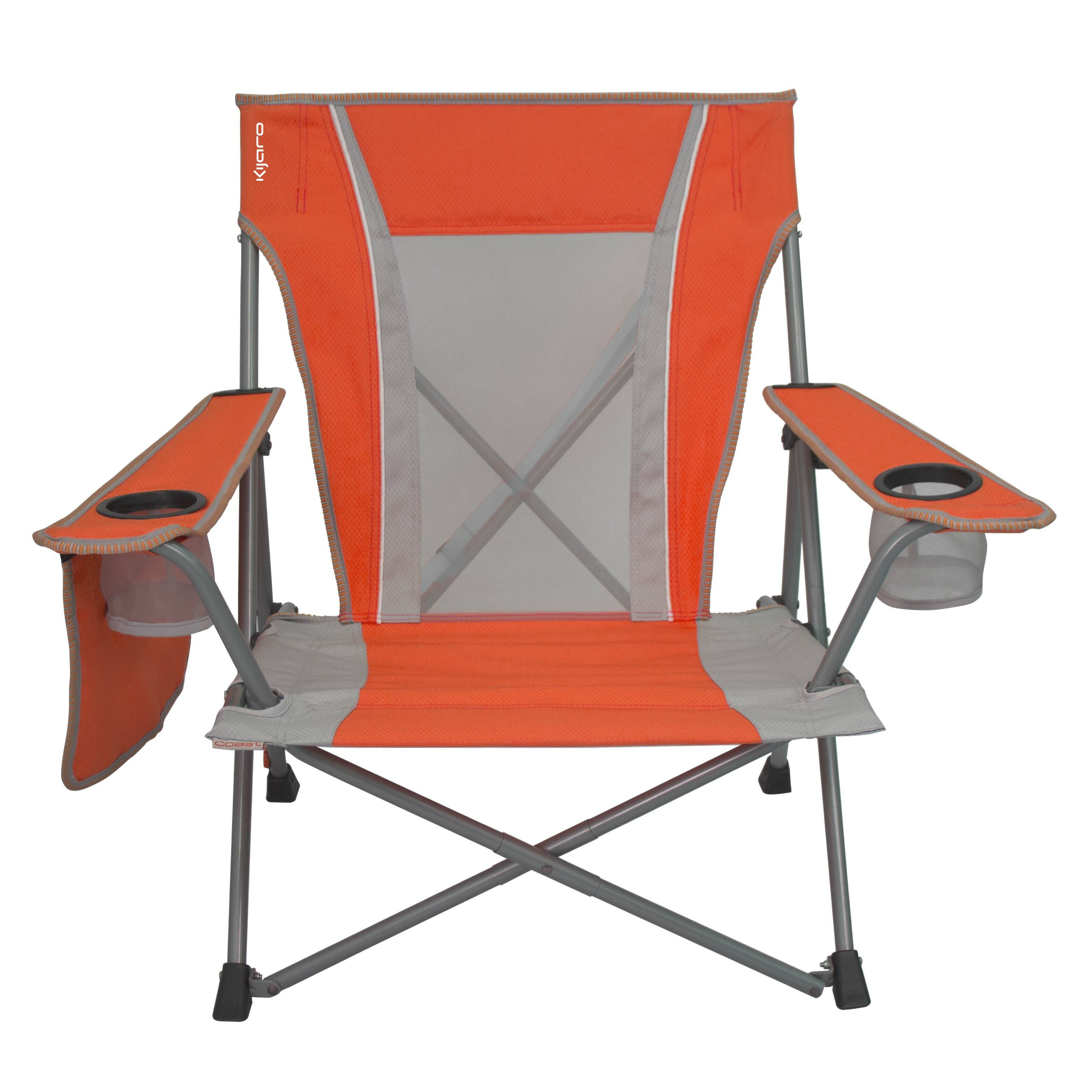 Kijaro Coast Wave Chair Amp Reviews Wayfair