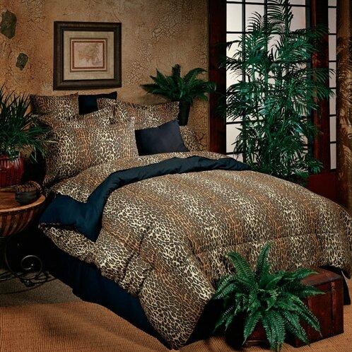 Karin Maki Leopard Bed In A Bag Set Amp Reviews Wayfair