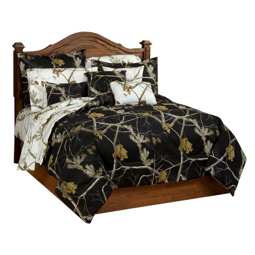 Realtree Camo Comforter Collection Reviews Wayfair