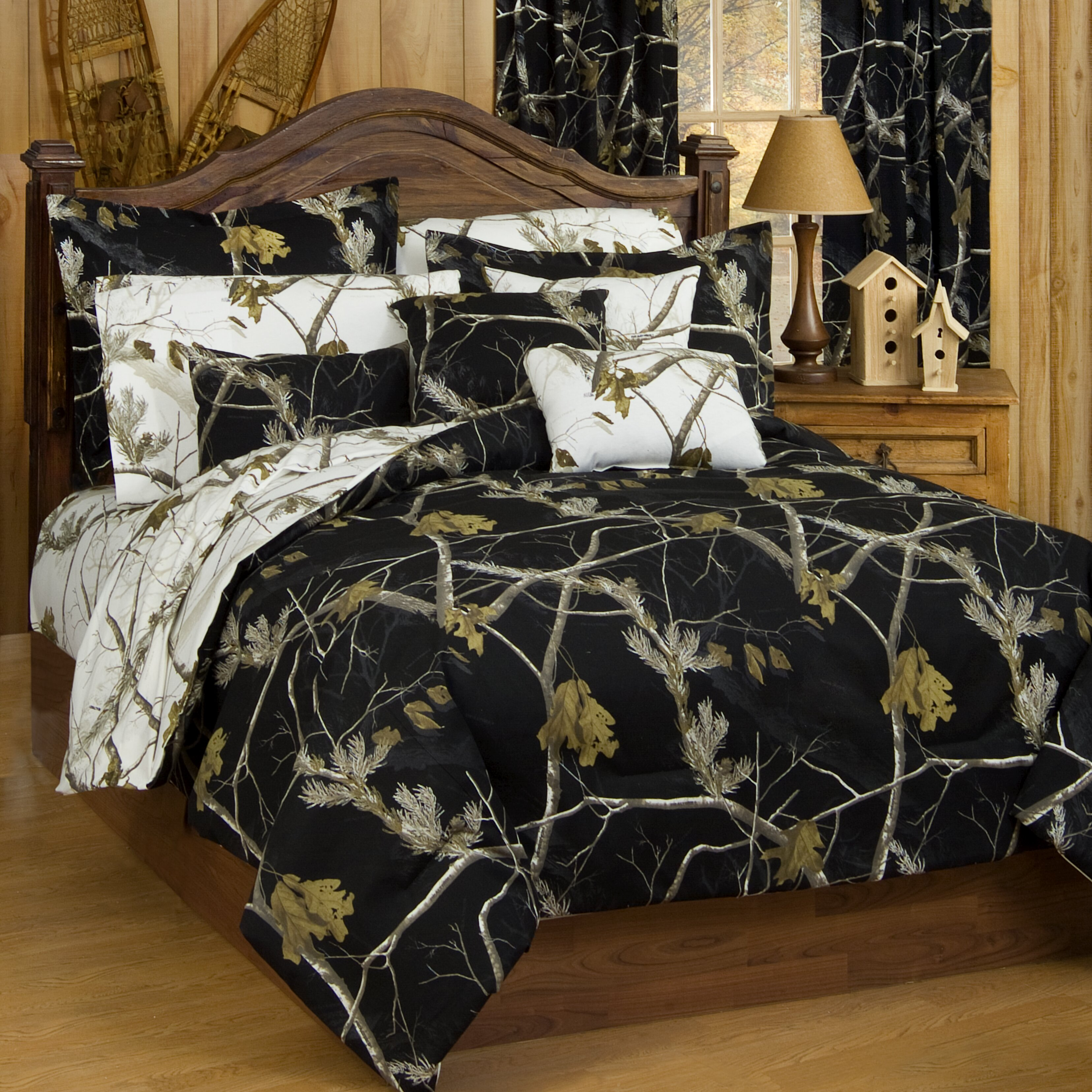 light for bedroom realtree camo comforter collection amp reviews wayfair 12096