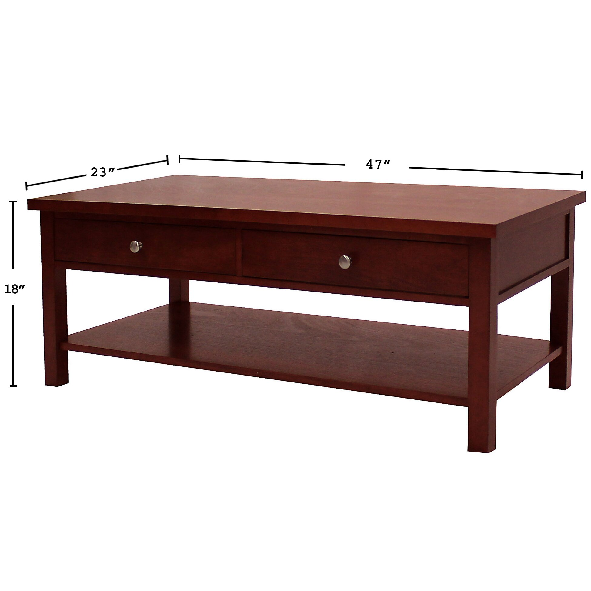 Donnieann Company Oakdale Coffee Table