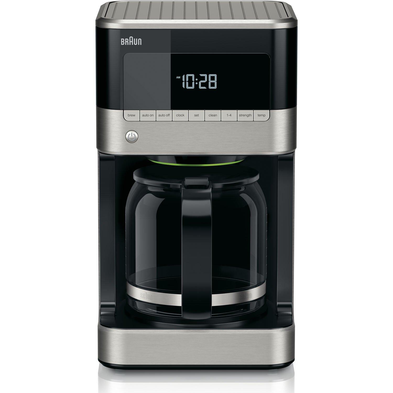 Ovastar Coffee Maker Reviews : Braun BrewSense 12 Cup Drip Coffee Maker & Reviews Wayfair