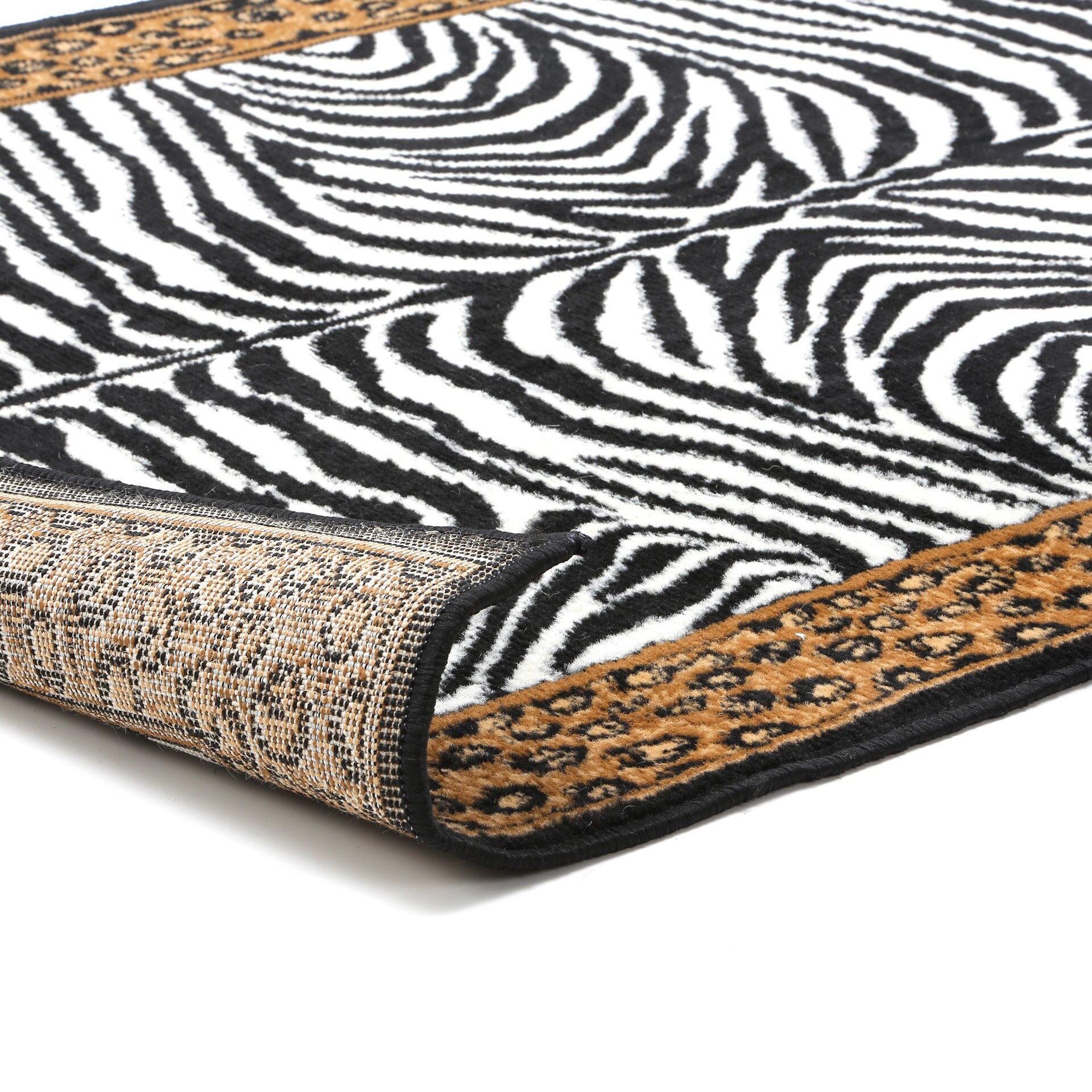Animal Print Rug Wayfair: Home Dynamix Animal Area Rug & Reviews