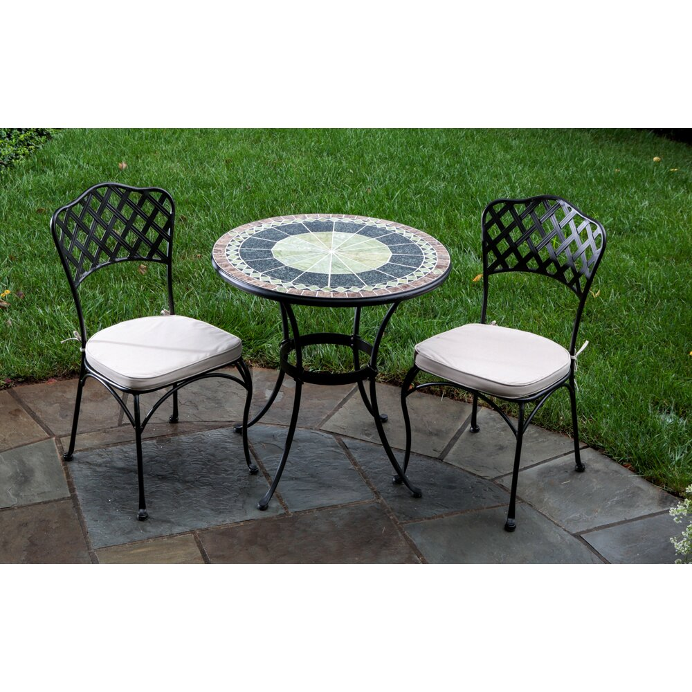 Alfresco Home Ponte Mosaic Bistro Set Wayfair : Alfresco Home Ponte Mosaic Bistro Set 21 1327 from www.wayfair.com size 1000 x 1000 jpeg 192kB