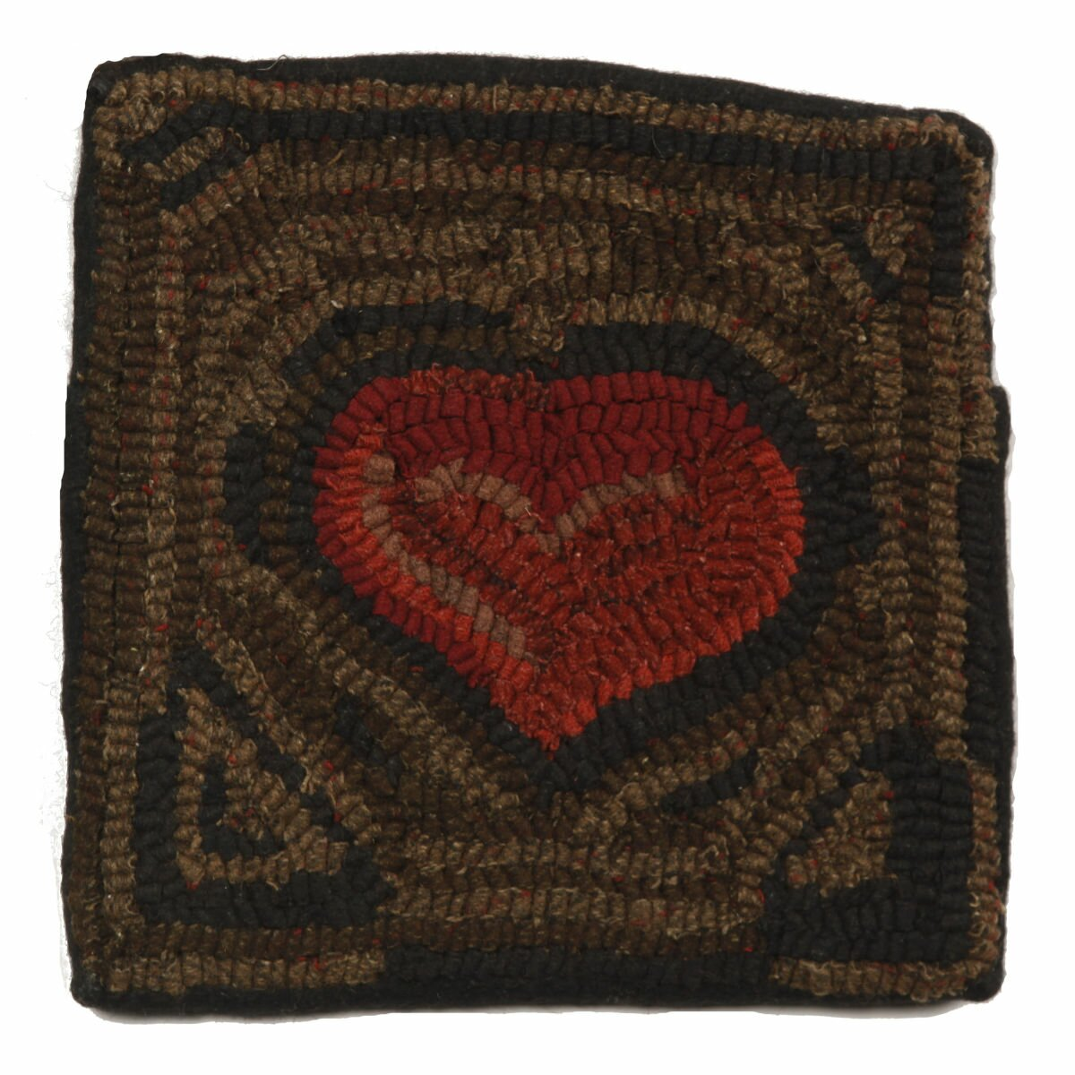 Homespice Decor Primitive Handcrafted Throw Pillow & Reviews Wayfair