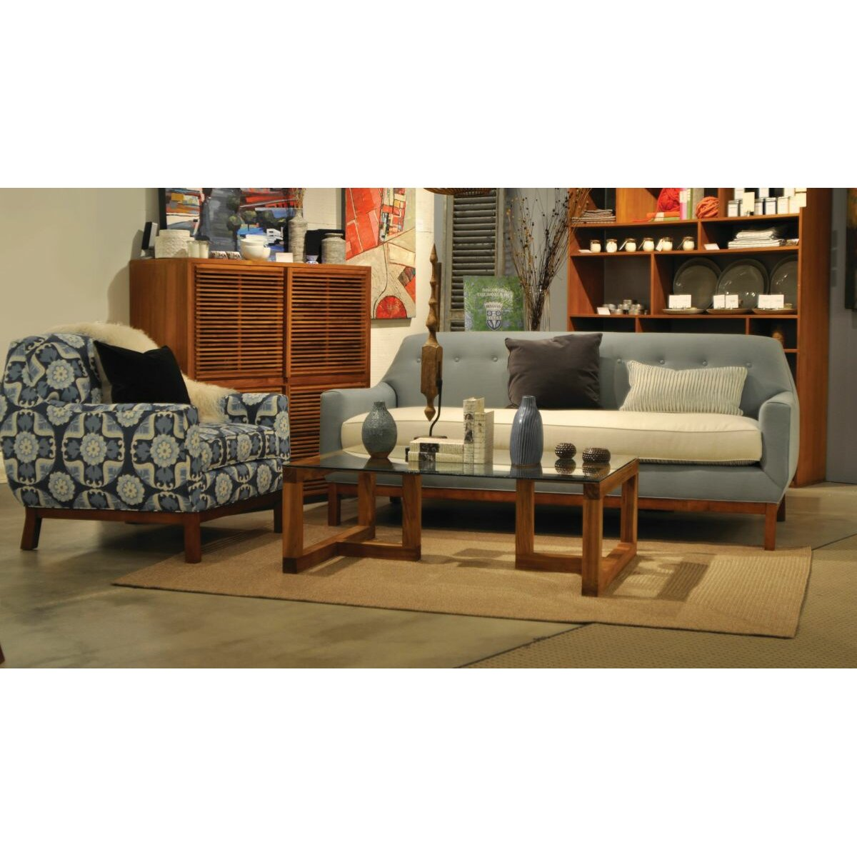 Durable Rug For Living Room With Dog
