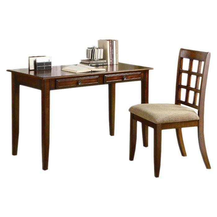 Wildon Home 174 Hartland Writing Desk And Chair Set