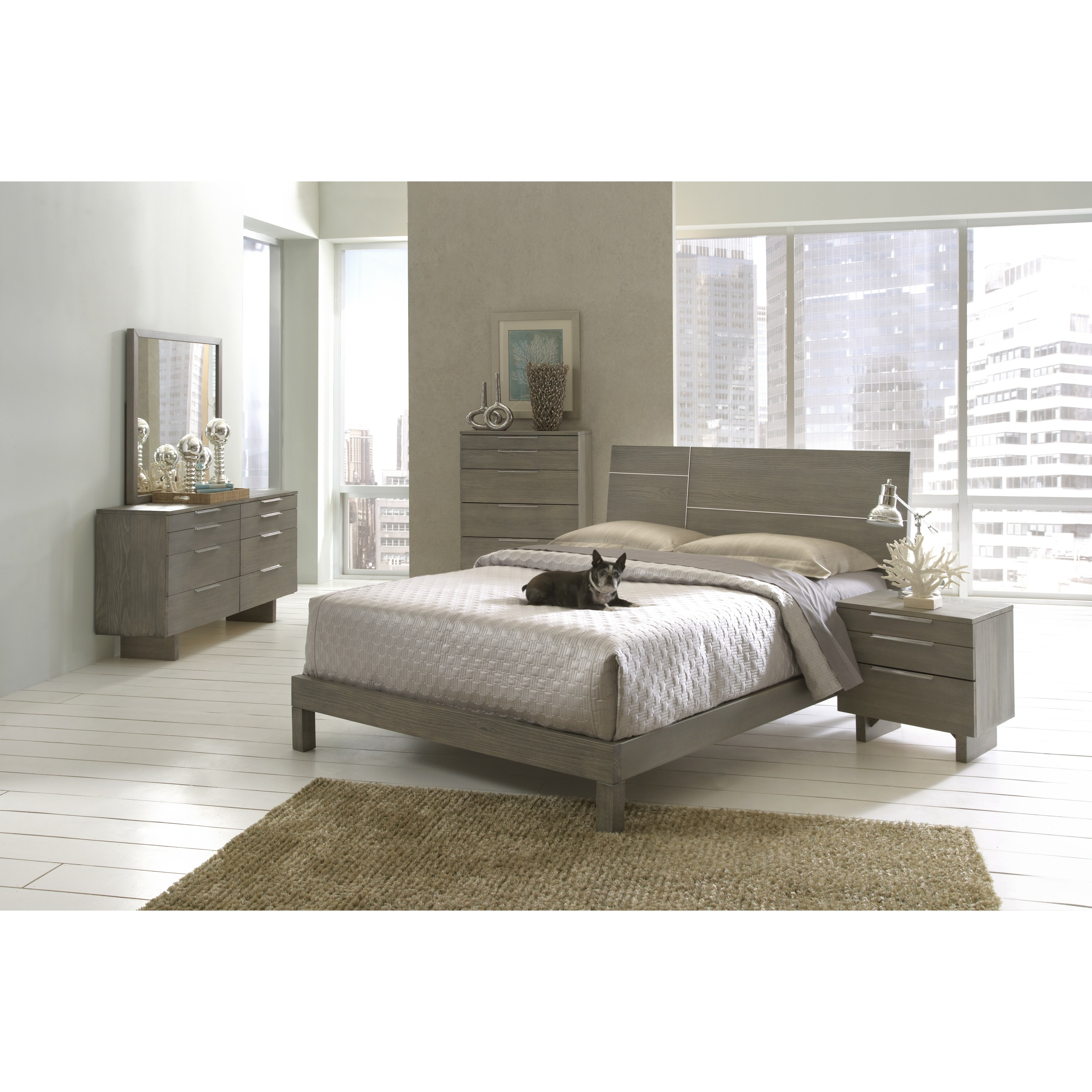 Wildon Home Violet Platform Customizable Bedroom Set Reviews Allmodern
