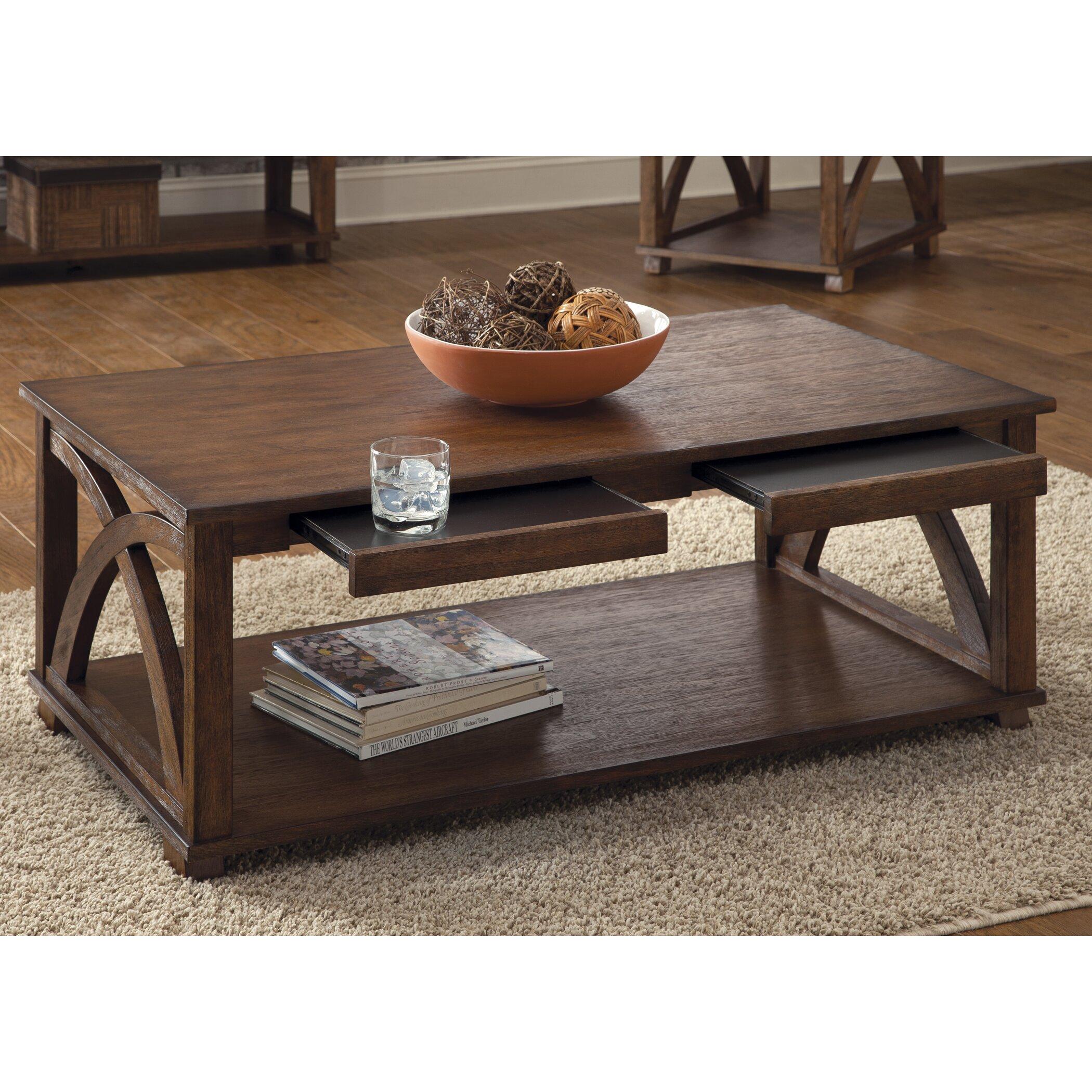 Hebbville Coffee Table Reviews: Wildon Home ® Chesapeake Occasional Coffee Table & Reviews