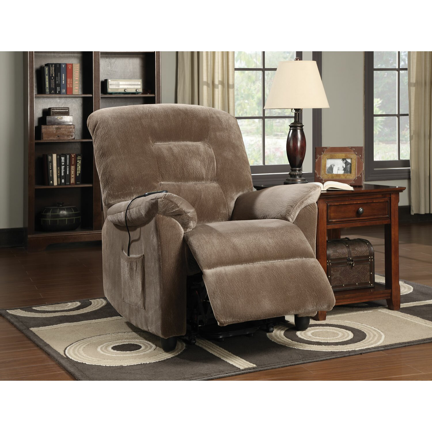 Wildon home power lift recliner reviews wayfair supply for Electric recliners reviews