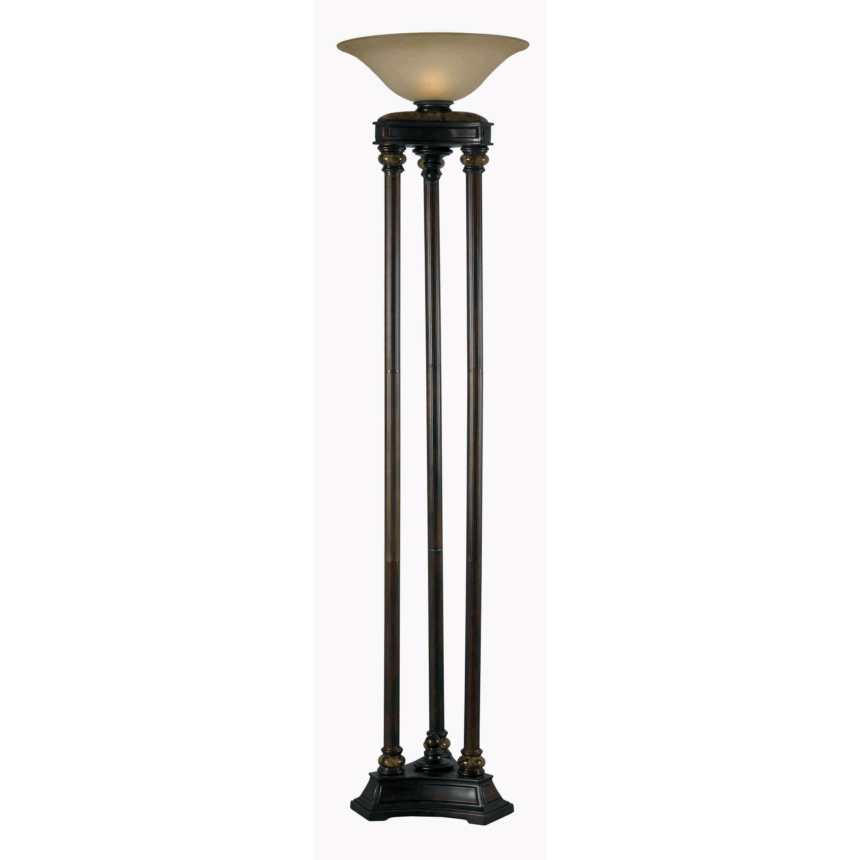 Wildon Home R Cambridge 3 Pole 72 Torchiere Floor Lamp