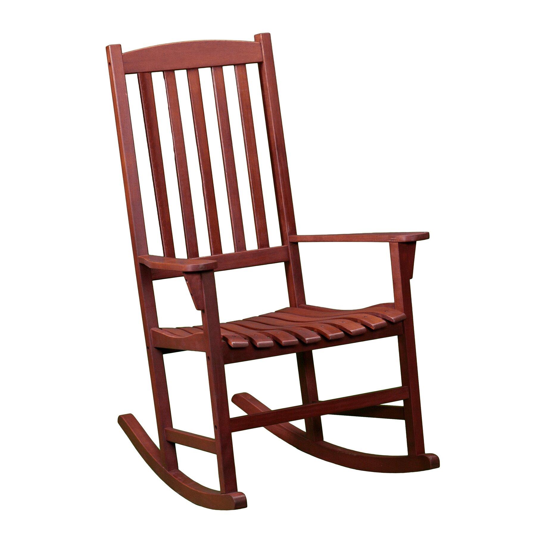 Wildon Home ® Alden Porch Rocking Chair & Reviews  Wayfair