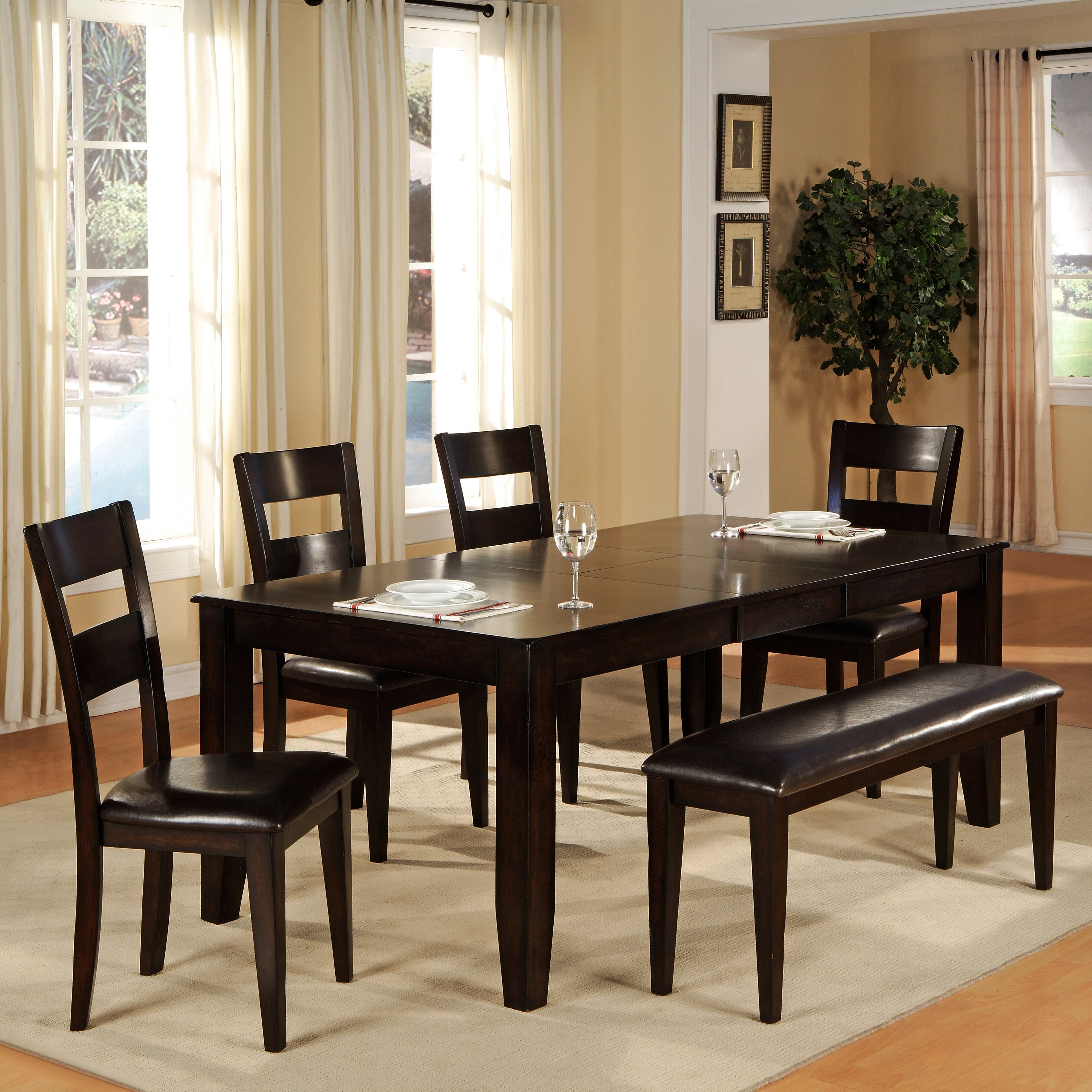 Wildon Home ® Extendable Dining Table & Reviews