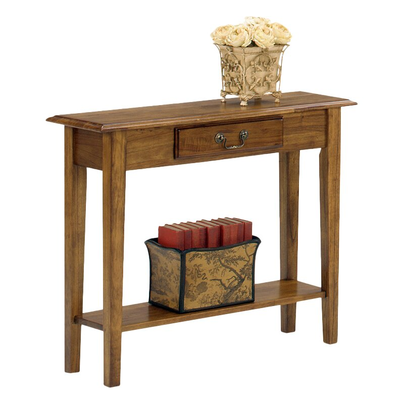 Wildon Home Traditional Console Table Reviews Wayfair