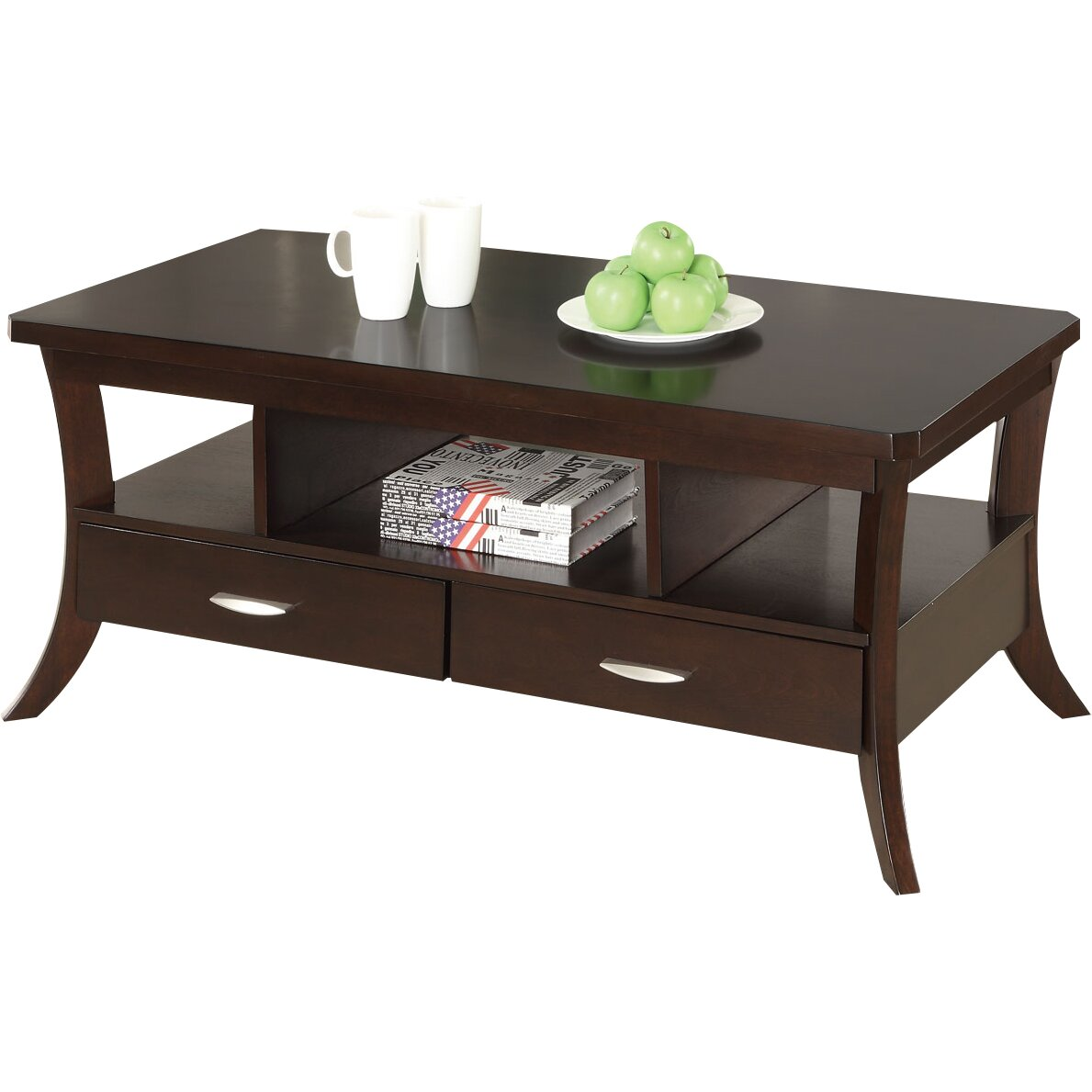 Wildon home coffee table reviews wayfair for Coffee tables zara home