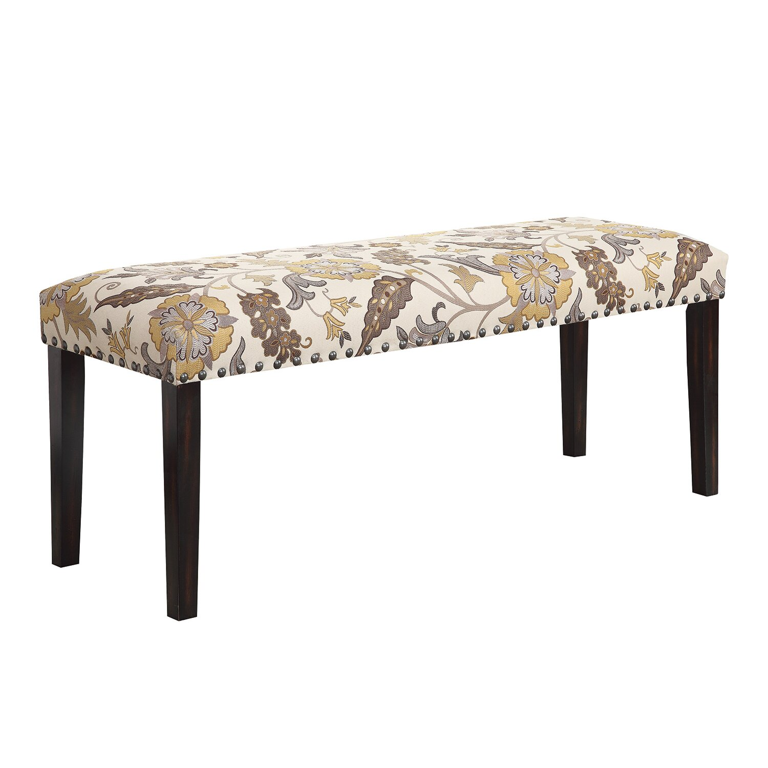 Wildon home upholstered entryway bench wayfair Upholstered benches