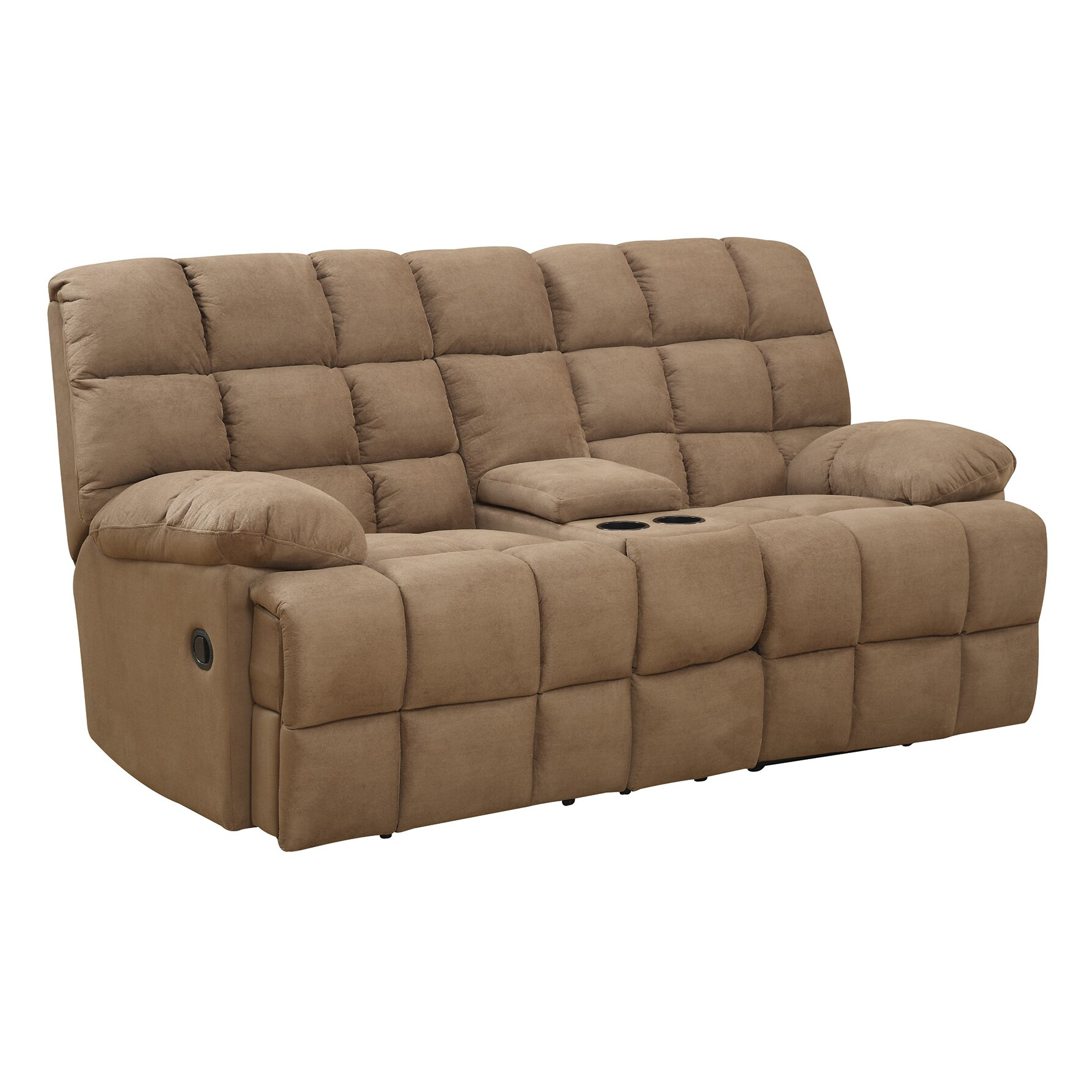 Wildon Home Motion Reclining Loveseat Wayfair