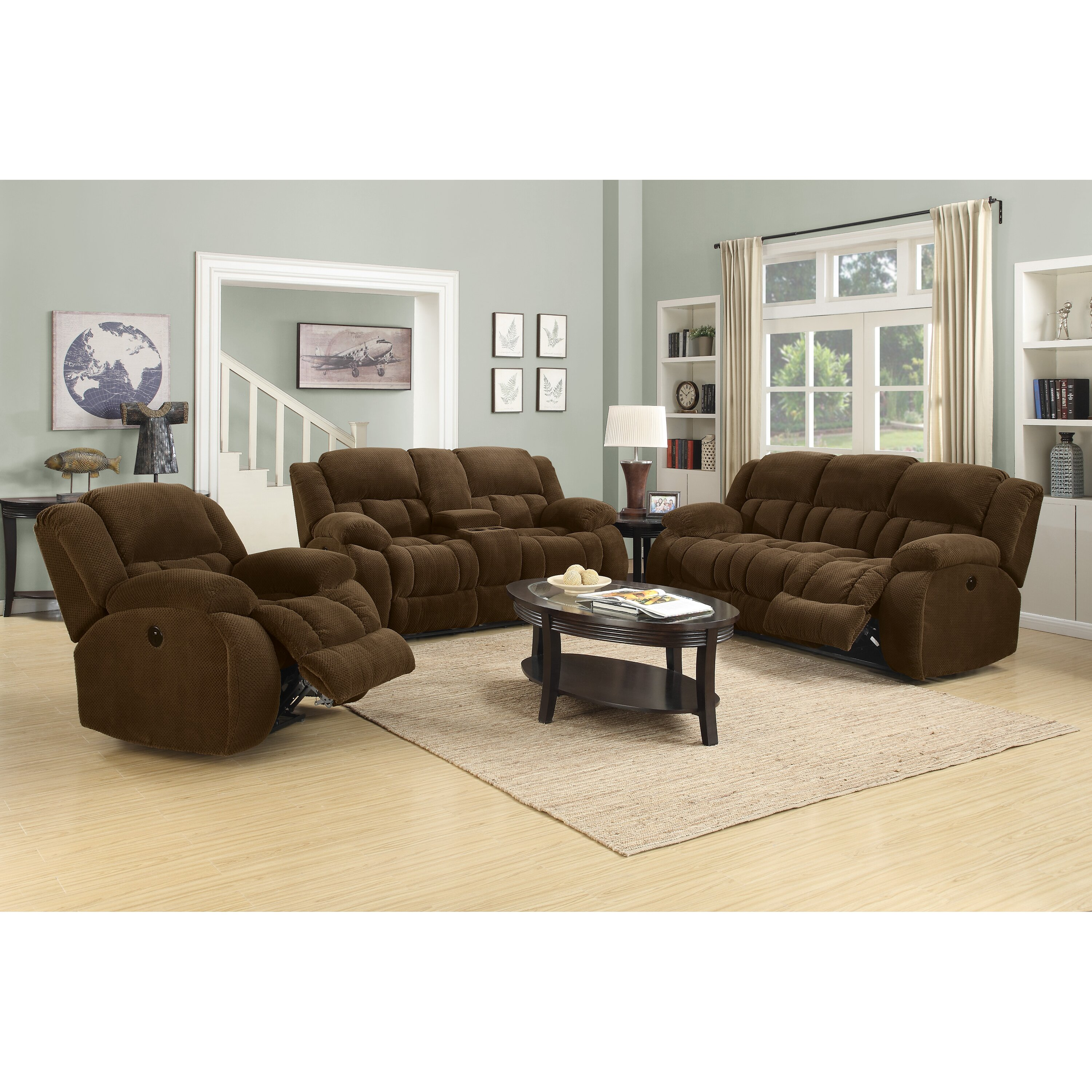 Wildon Home Weissman Living Room Collection Reviews