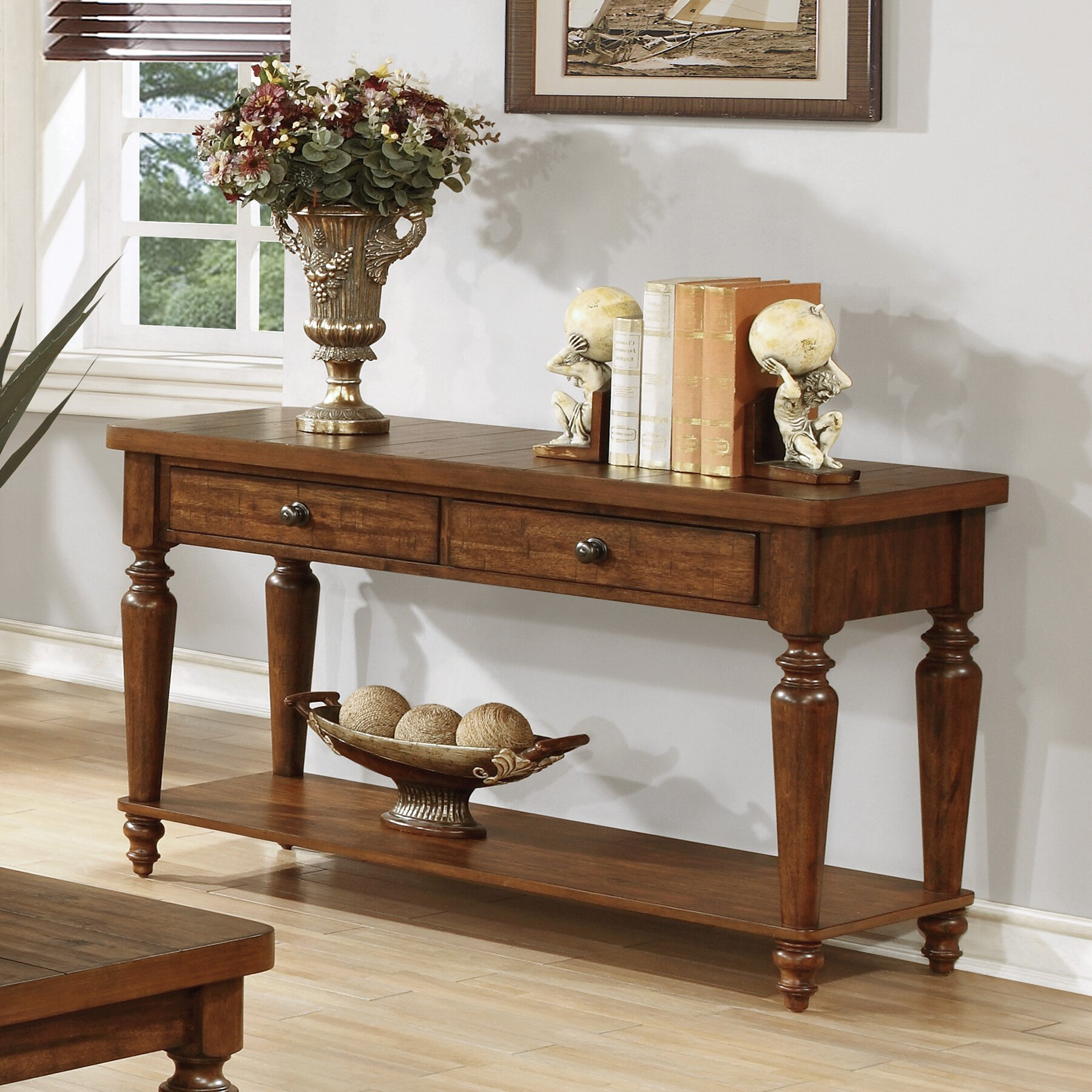 Wildon Home Console Table Wayfair