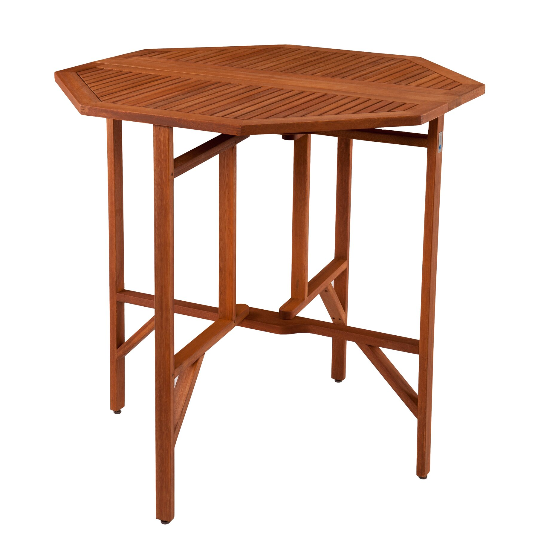 Breakwater bay outdoor dining table wayfair for Outdoor dining