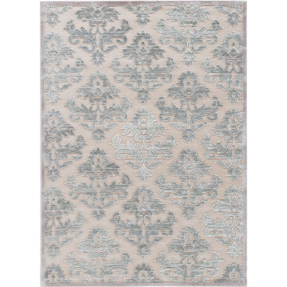 Dog Eating Wool Rug: Wildon Home ® Chastitee Floral Cream Area Rug & Reviews