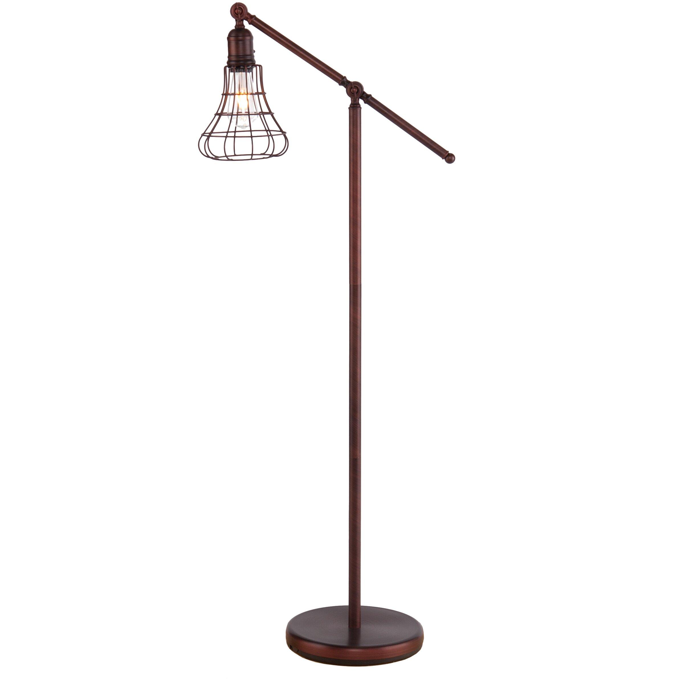Trent austin design hanagita 52 task floor lamp reviews for Task lighting floor lamp