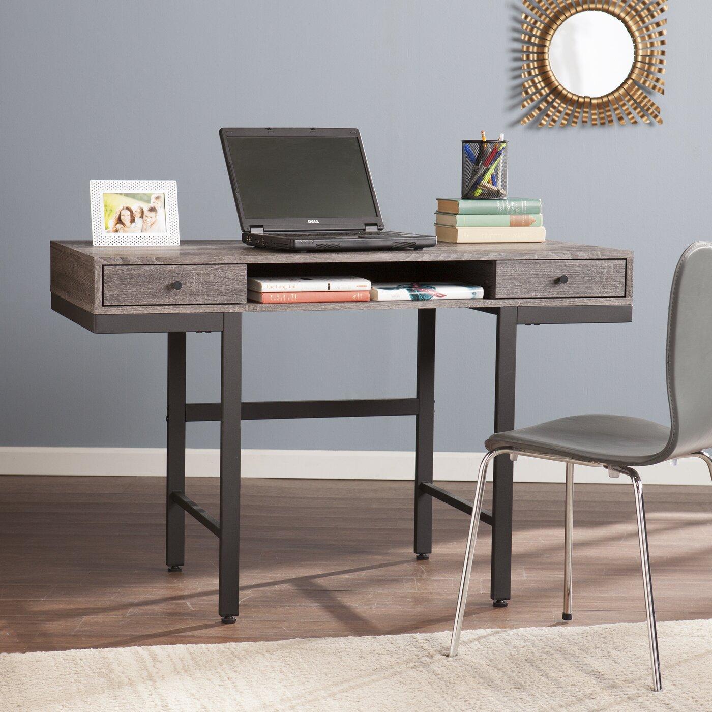 Wildon Home Robert Writing Desk Reviews Wayfair