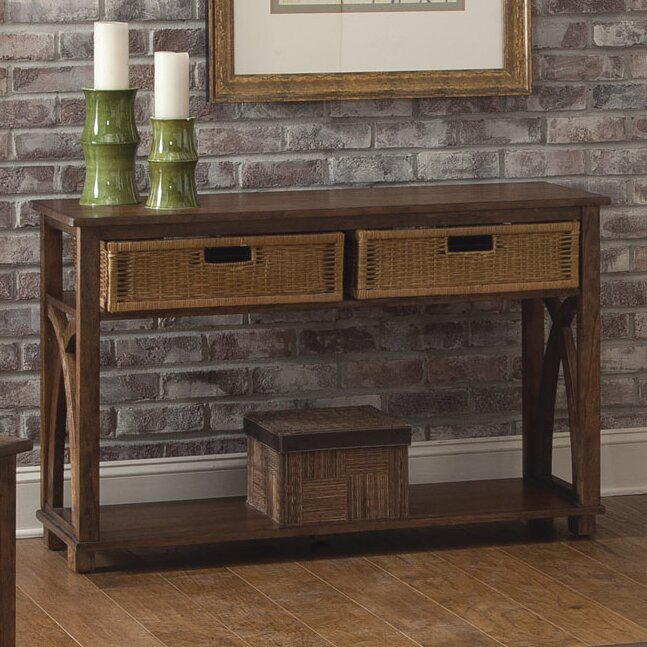 Wildon Home Chesapeake Occasional Console Table Reviews Wayfair