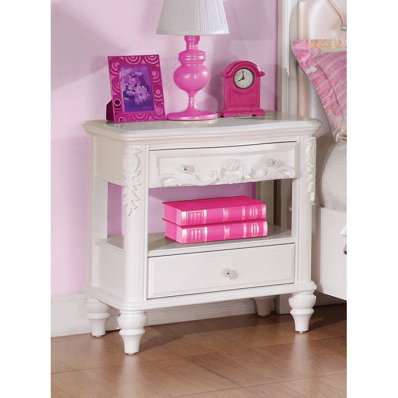 Wildon Home Caroline Panel Customizable Bedroom Set Reviews Wayfair