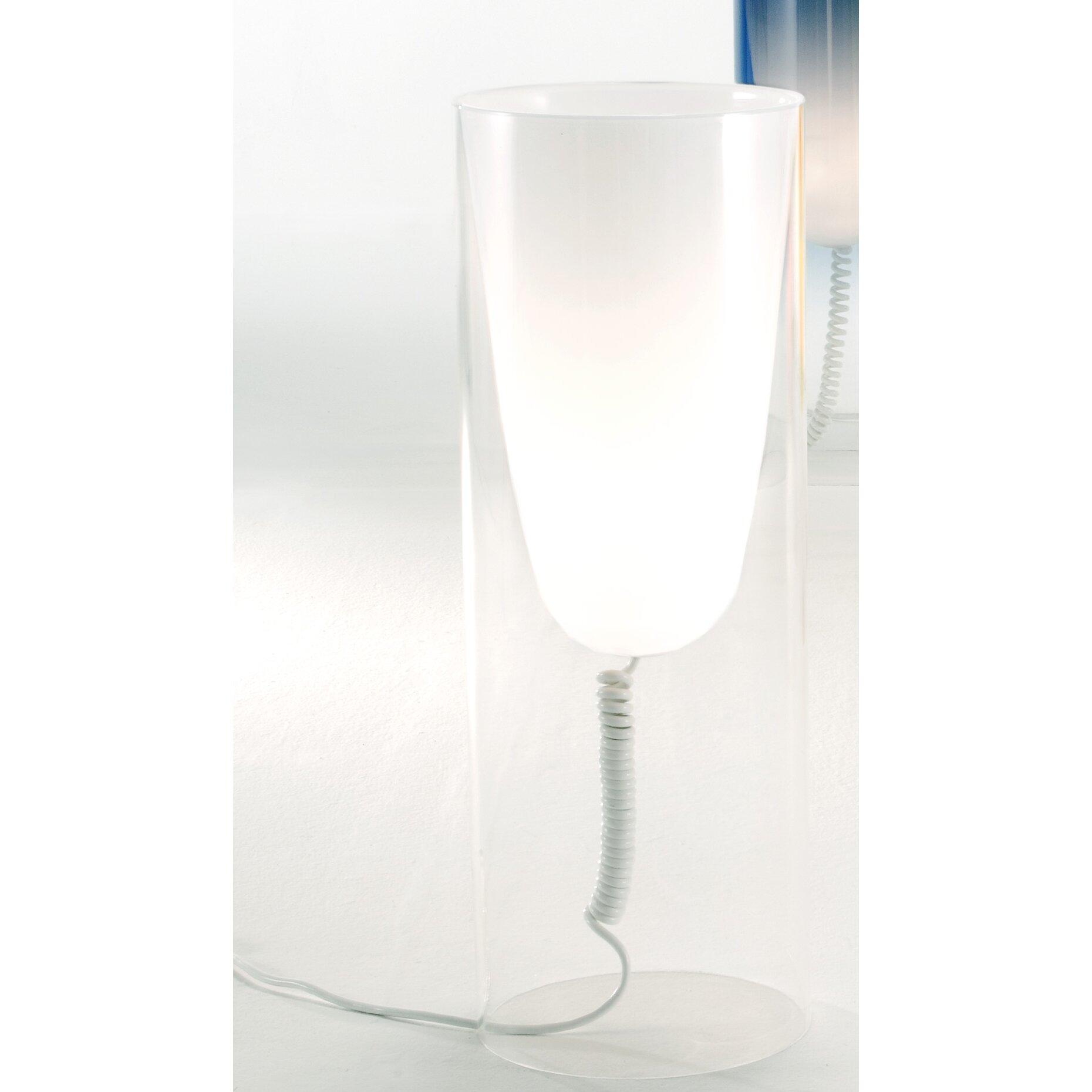 Kartell toobe table lamp reviews wayfair - Toobe kartell ...