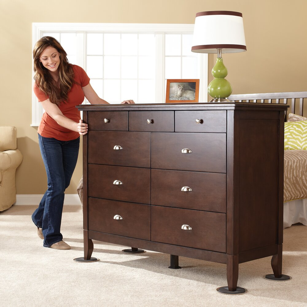 Waxmanconsumergroup Super 8 Piece Reusable Heavy Furniture Movers Kit Set Wayfair