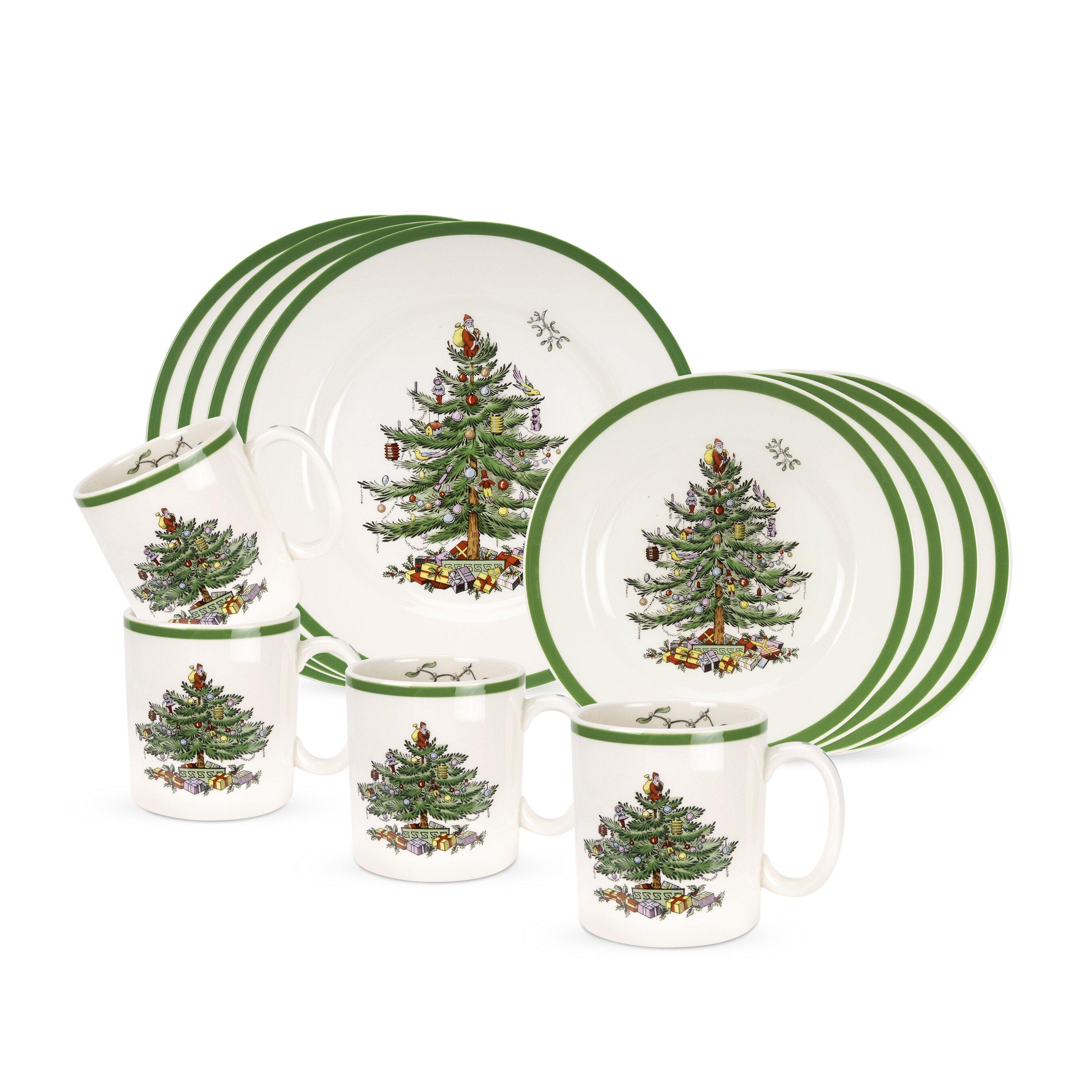 12 Days Of Christmas Dinnerware