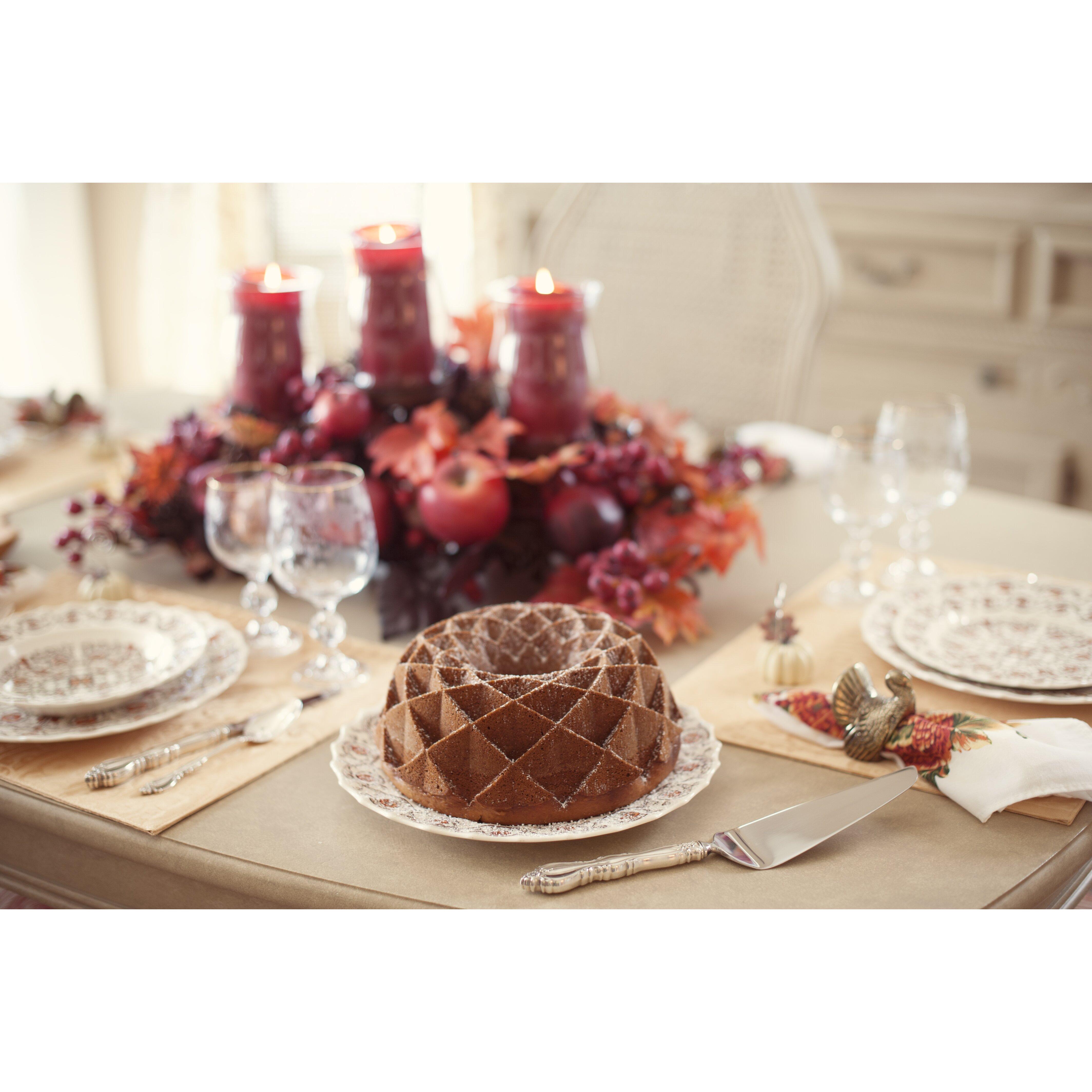 Nordic Ware Jubilee Bundt Cake Pan