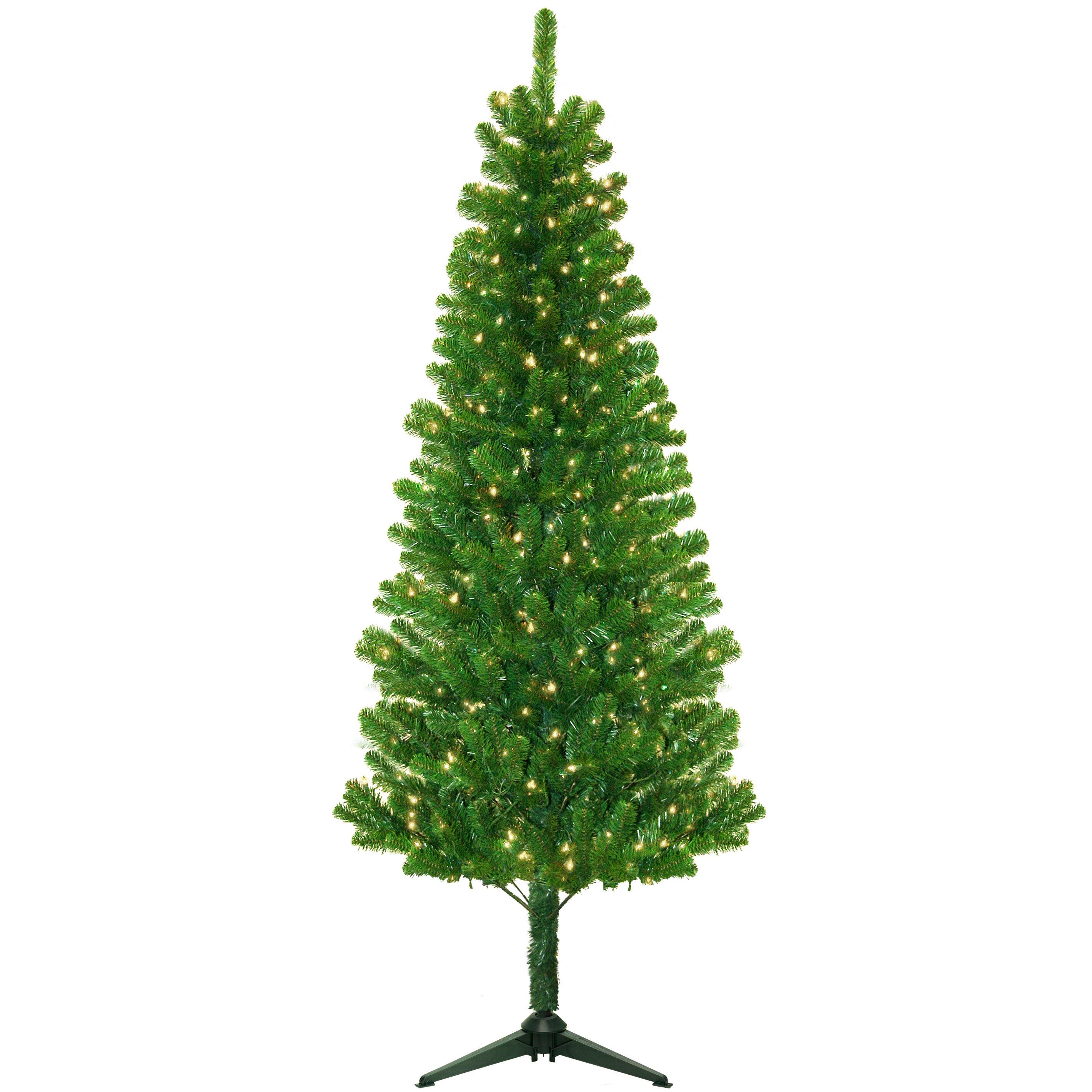 General Foam Plastics 6' Morrison Christmas Tree With 200