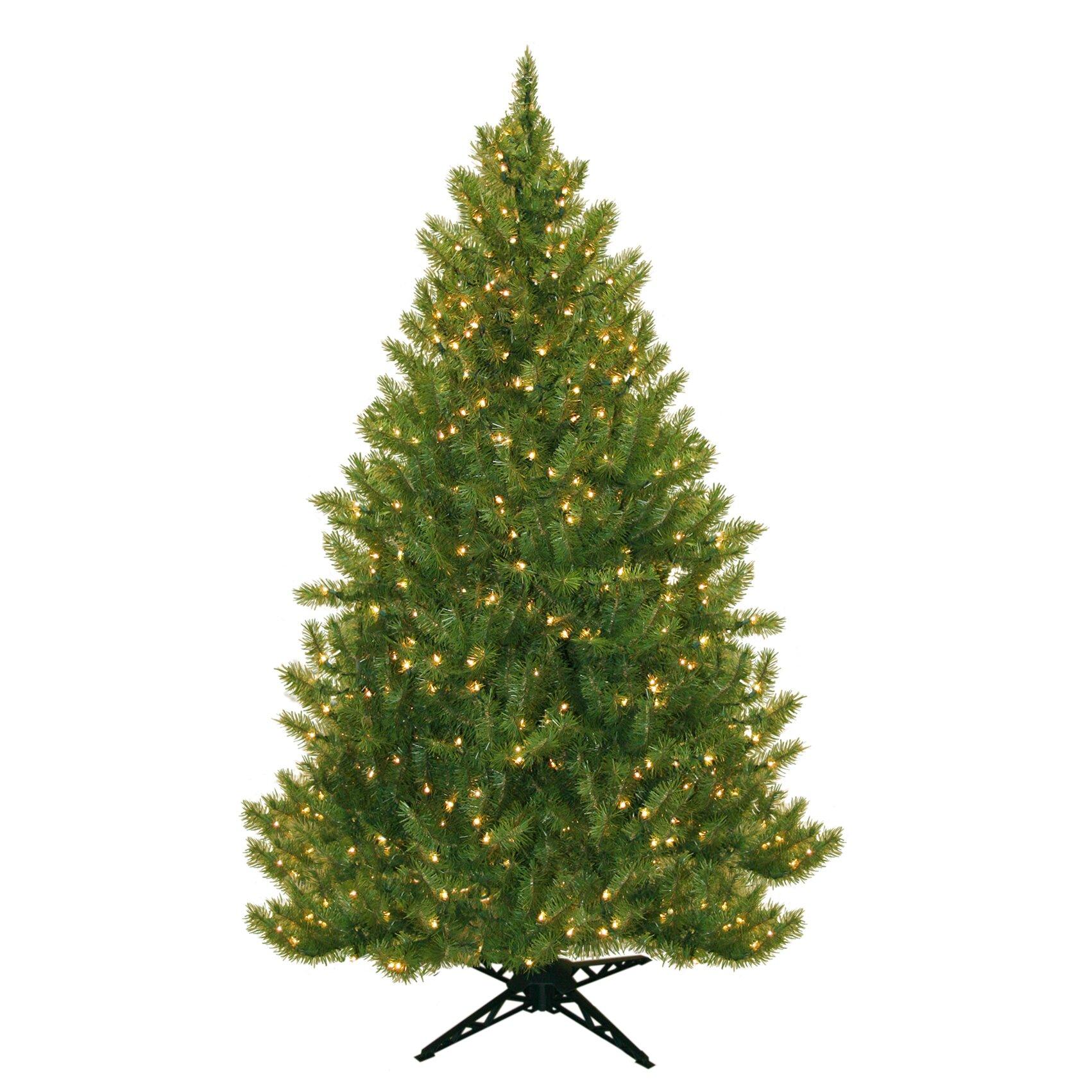 3 Foot Pre Lit Artificial Christmas Tree
