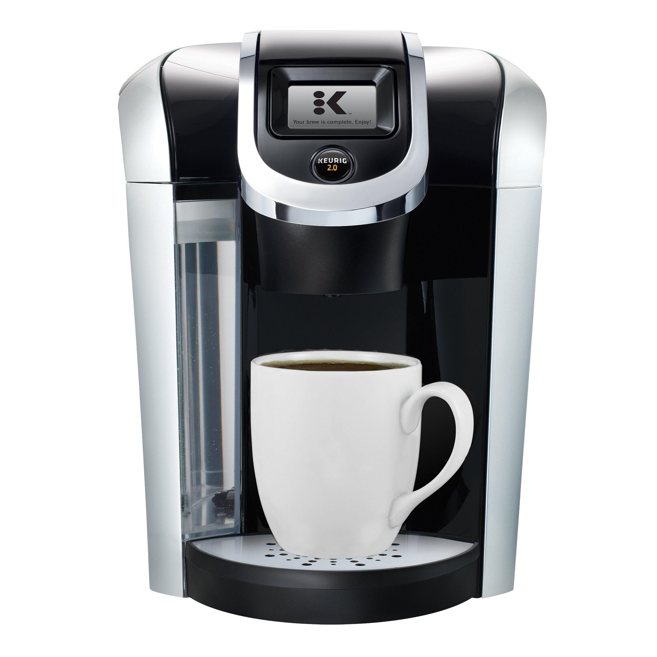 Keurig K475 Keurig 2.0 Brewer 114592 Keurig Coffee Of The Month