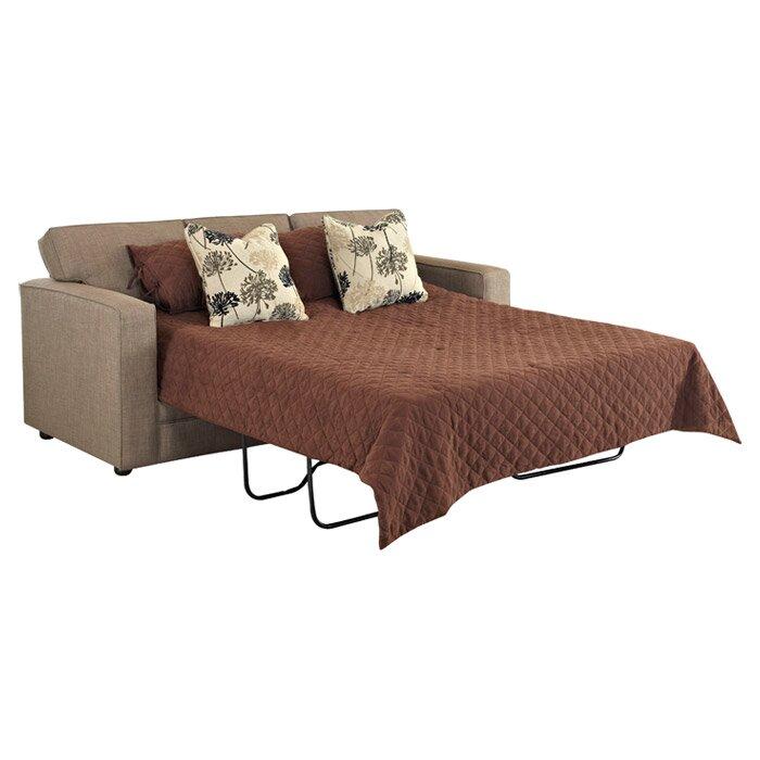 klaussner furniture flume queen dreamquest sleeper sofa. Black Bedroom Furniture Sets. Home Design Ideas