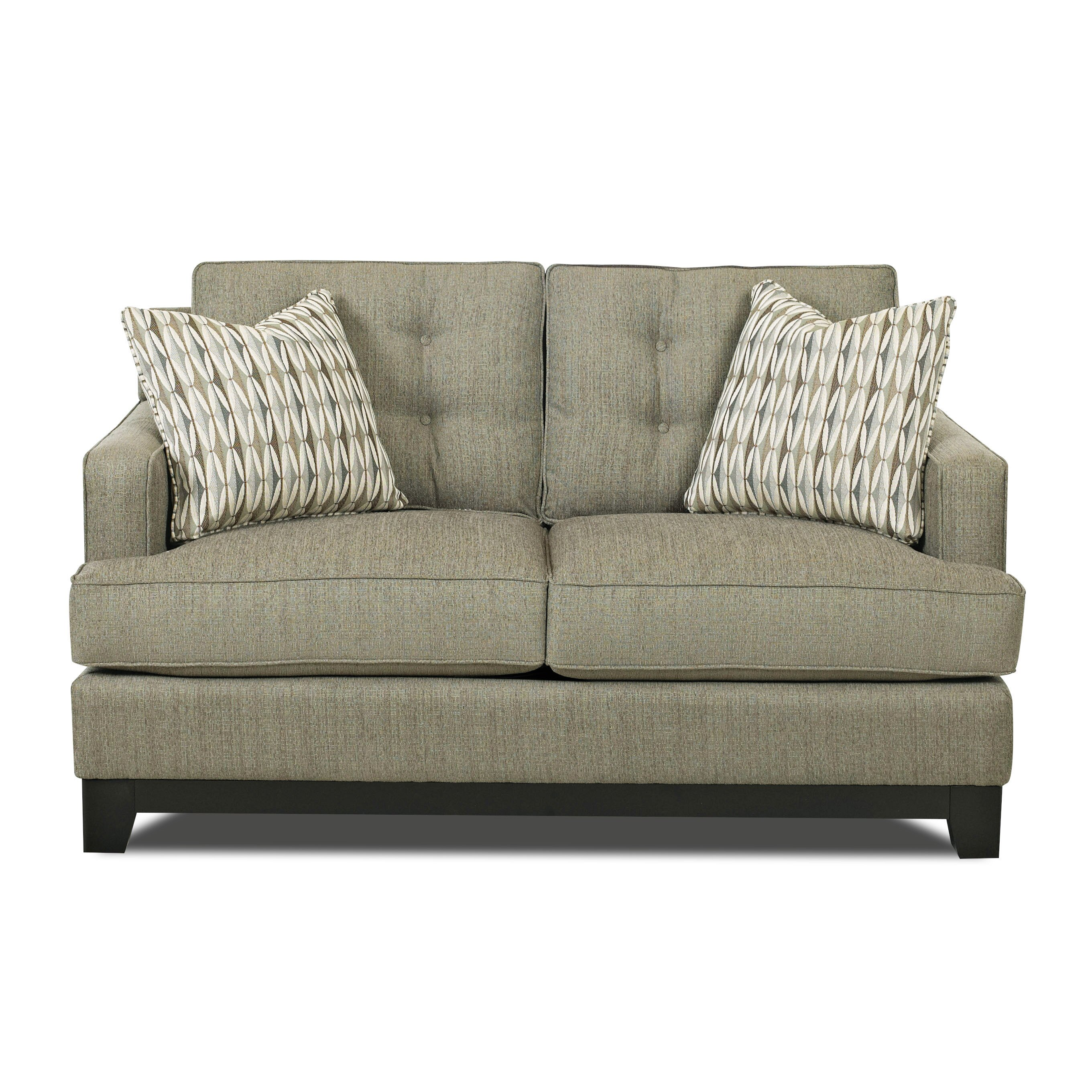Klaussner Furniture Akers Loveseat Wayfair