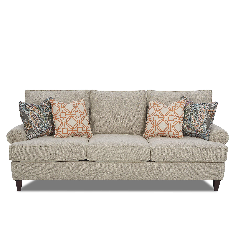 Klaussner Furniture Bradford Sofa & Reviews