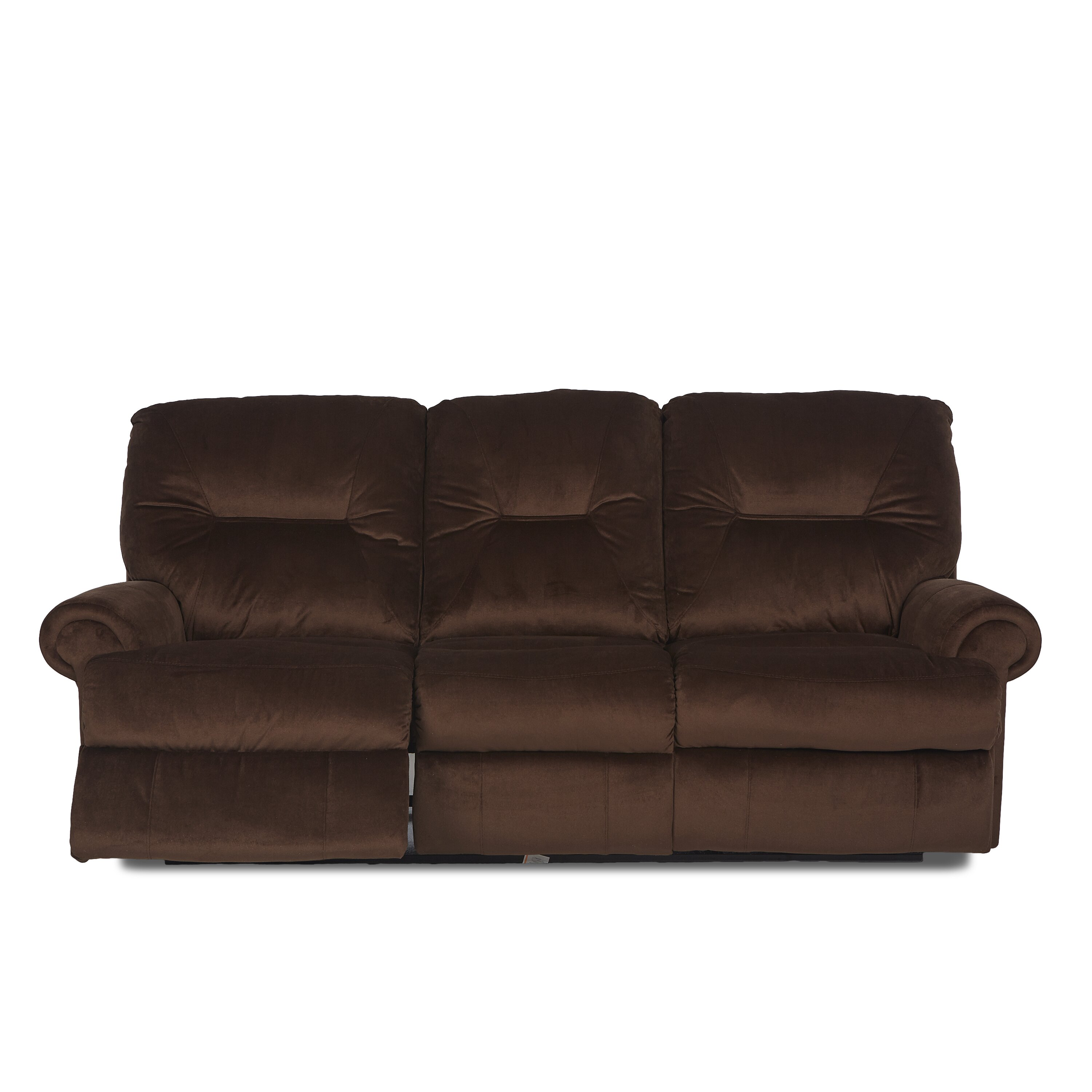 Klaussner Furniture Saco Reclining Sofa Wayfair