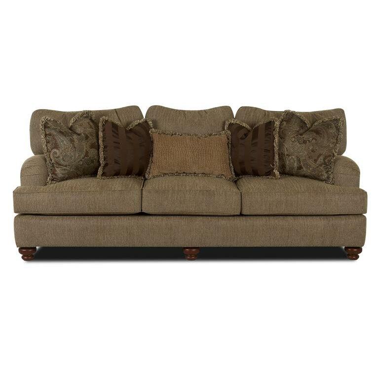 Klaussner Furniture Conway Sofa & Reviews