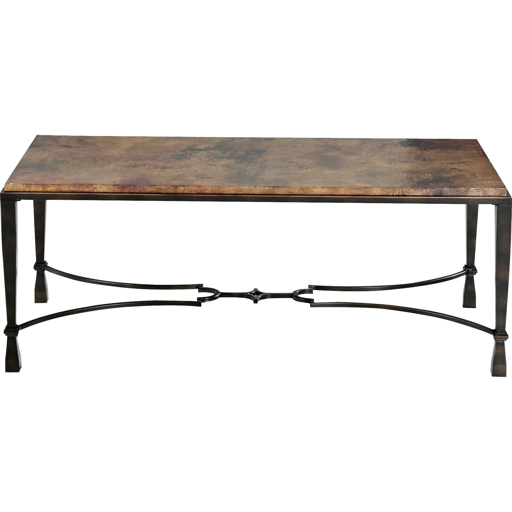 Klaussner Furniture Quimby Coffee Table Wayfair