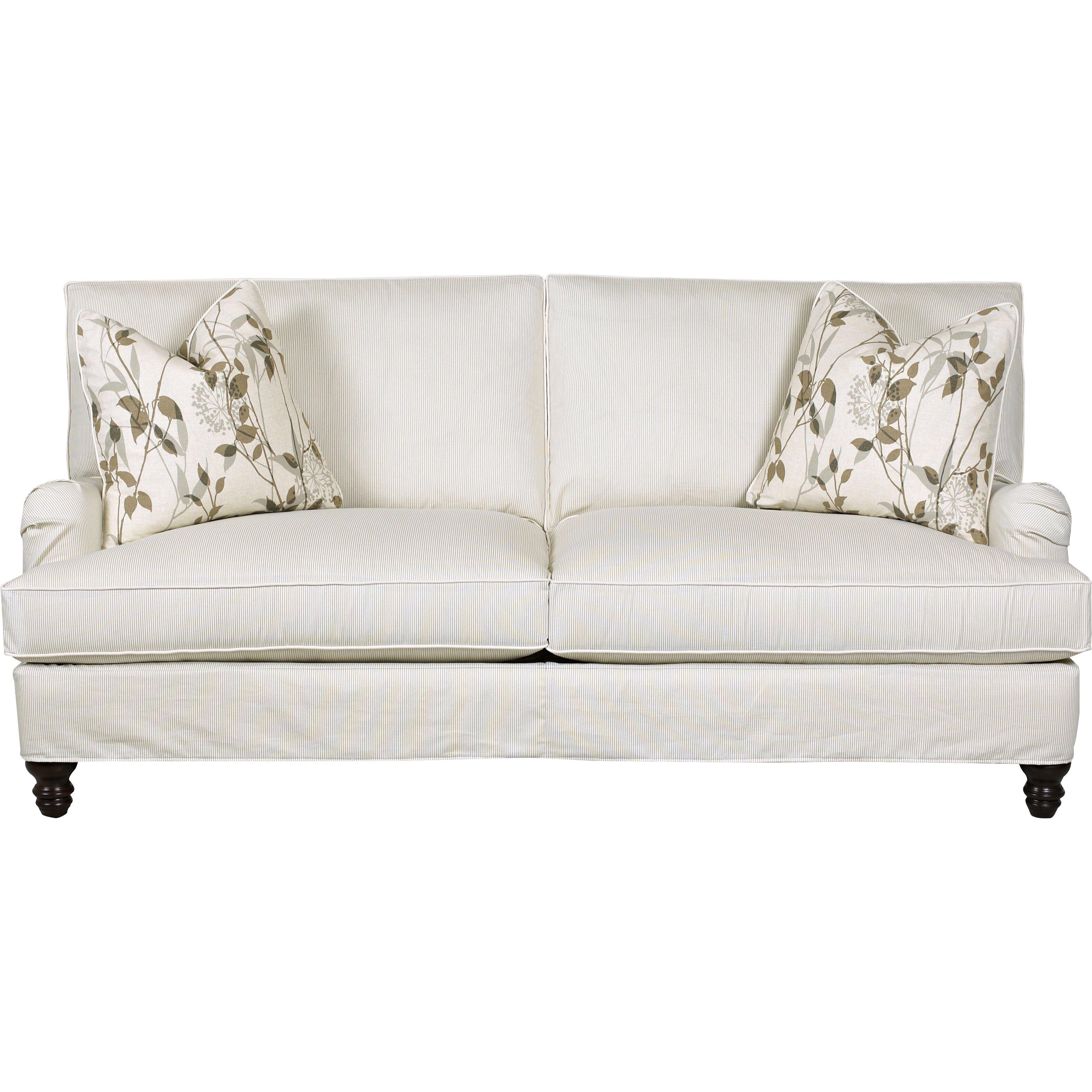 Klaussner furniture rory sofa reviews wayfair for Klaus k living room brunssi