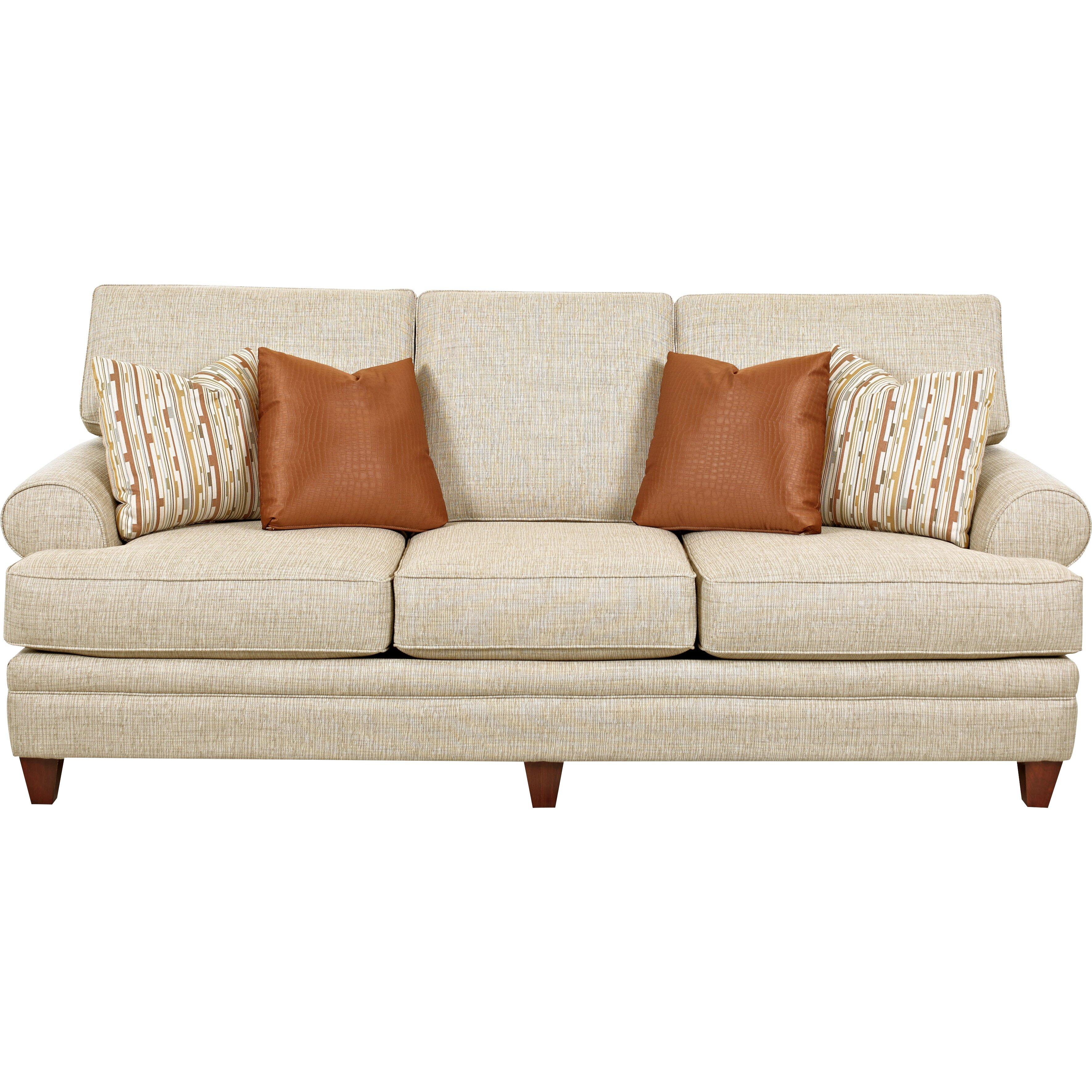 Klaussner Furniture Clayton Sofa | Wayfair