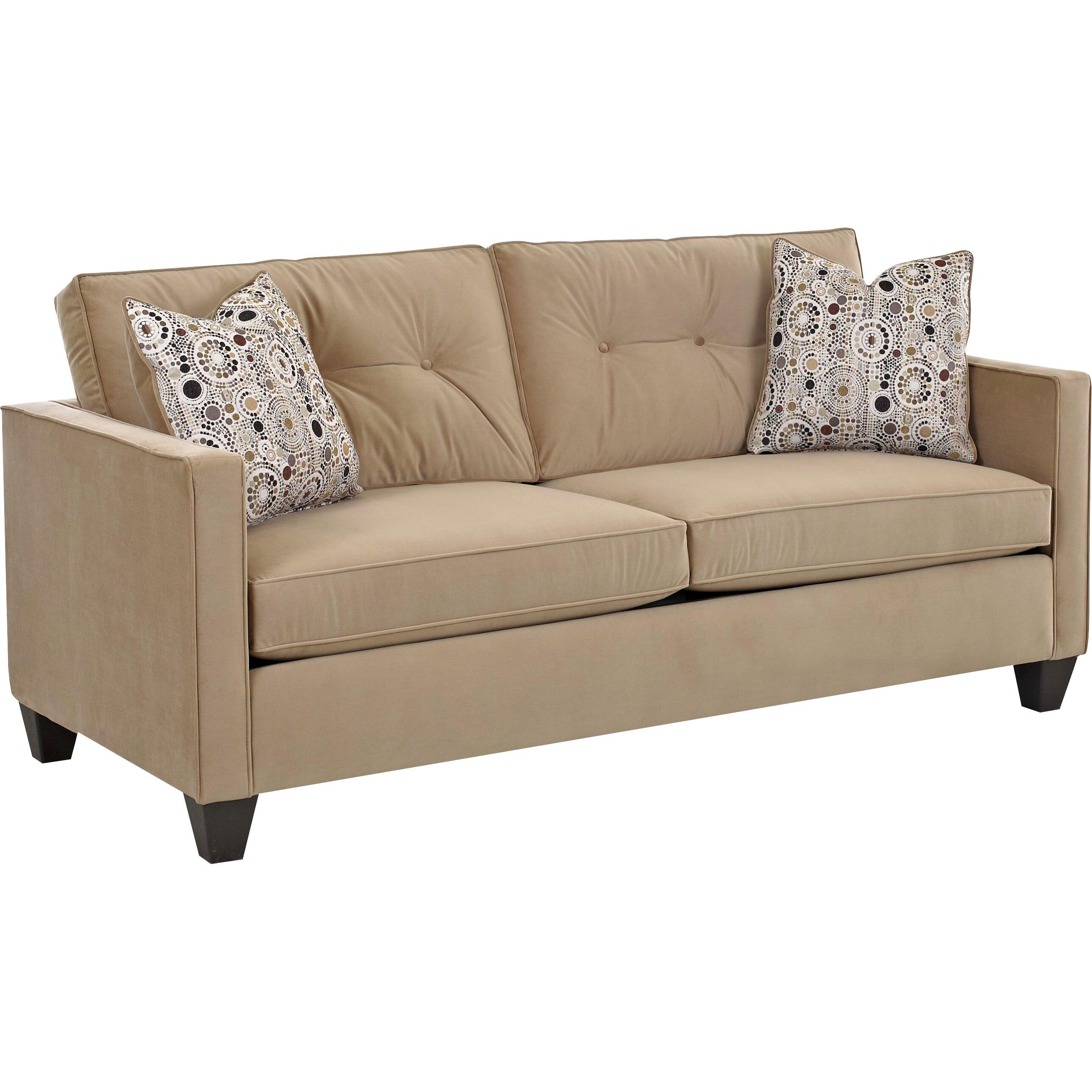 Klaussner furniture derry sofa reviews wayfair for Klaussner sofa