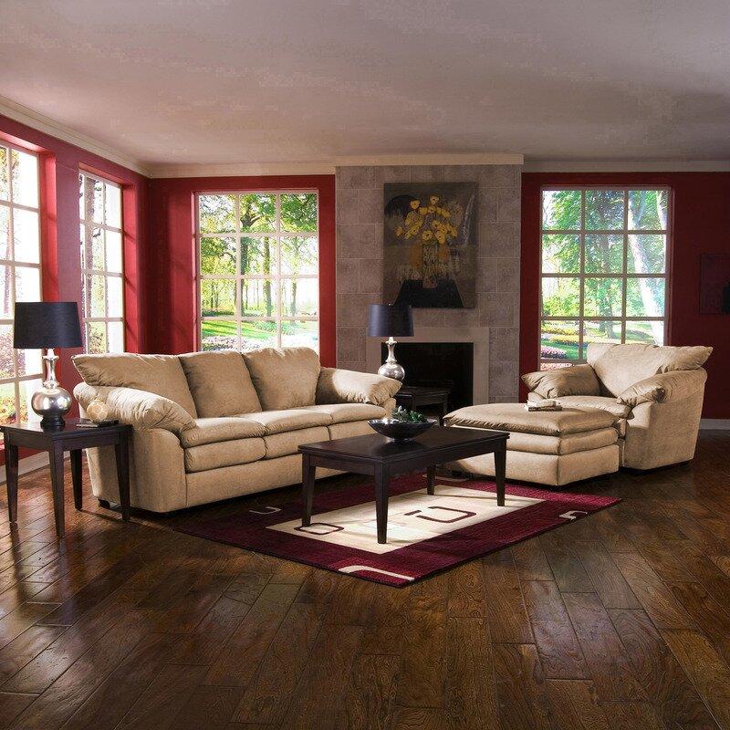 Klaussner Living Room Set Zion Star